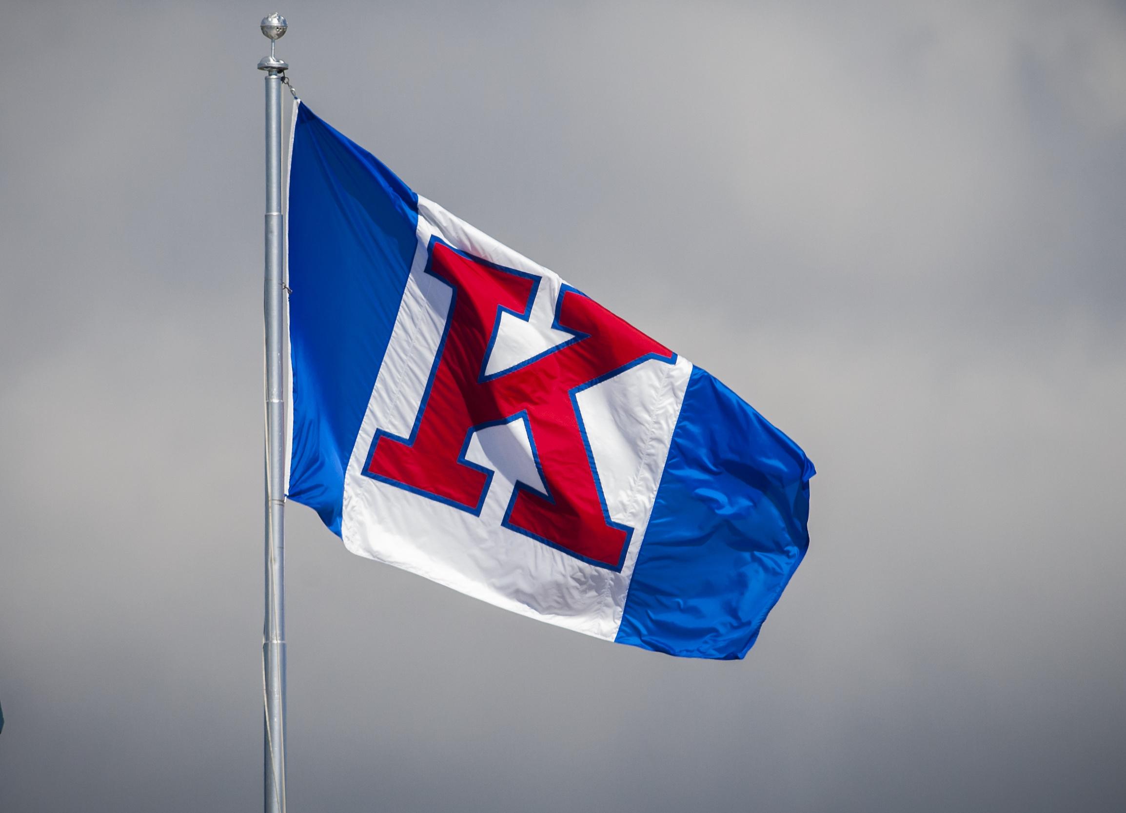COLLEGE FOOTBALL: OCT 07 Texas Tech at Kansas