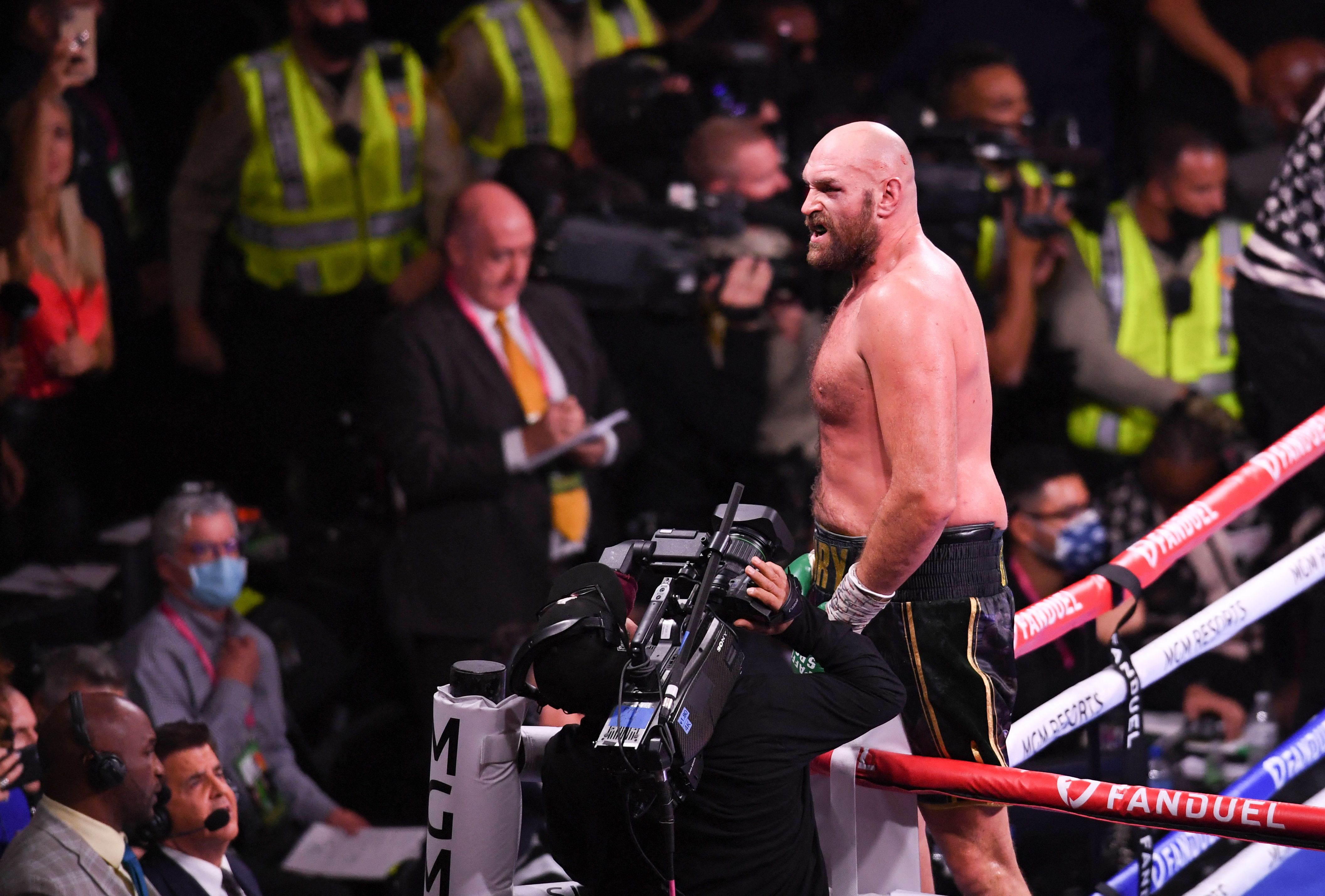 Tyson Fury is still undefeated after a classic with Deontay Wilder