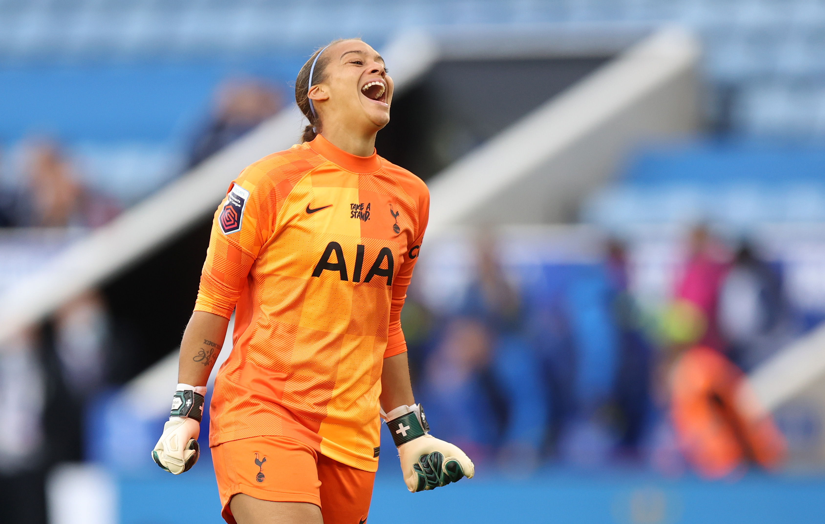 Leicester City Women v Tottenham Hotspur Women - Barclays FA Women's Super League