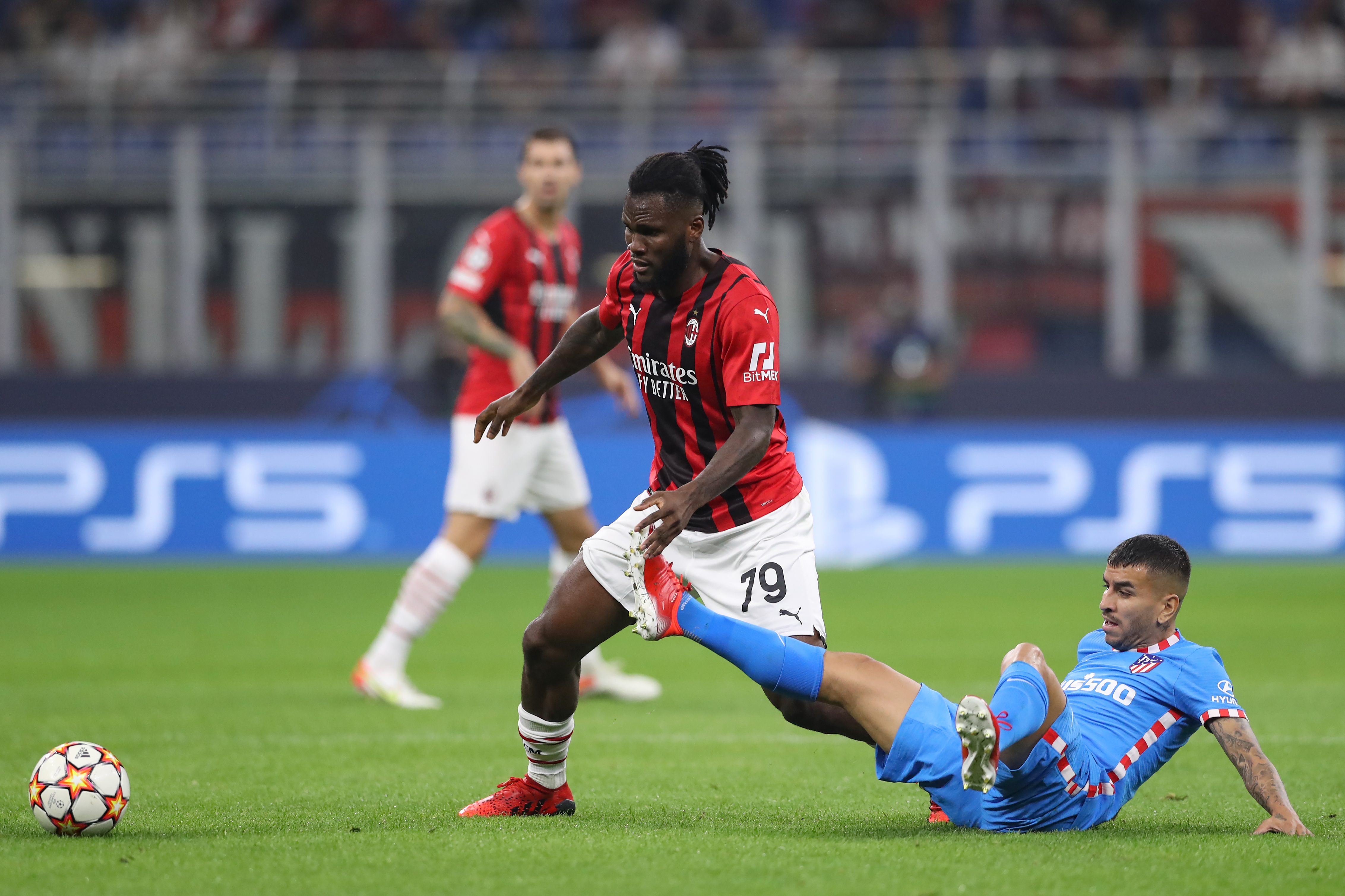 AC Milan v Atletico Madrid: Group B - UEFA Champions League
