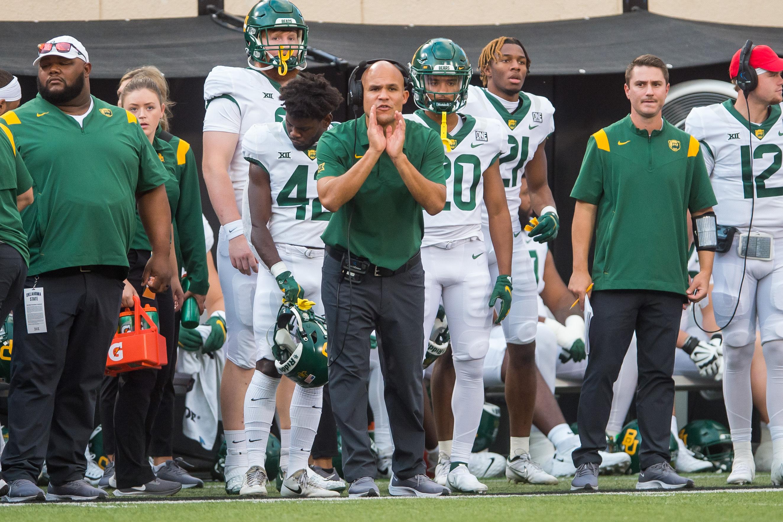 NCAA Football: Baylor at Oklahoma State