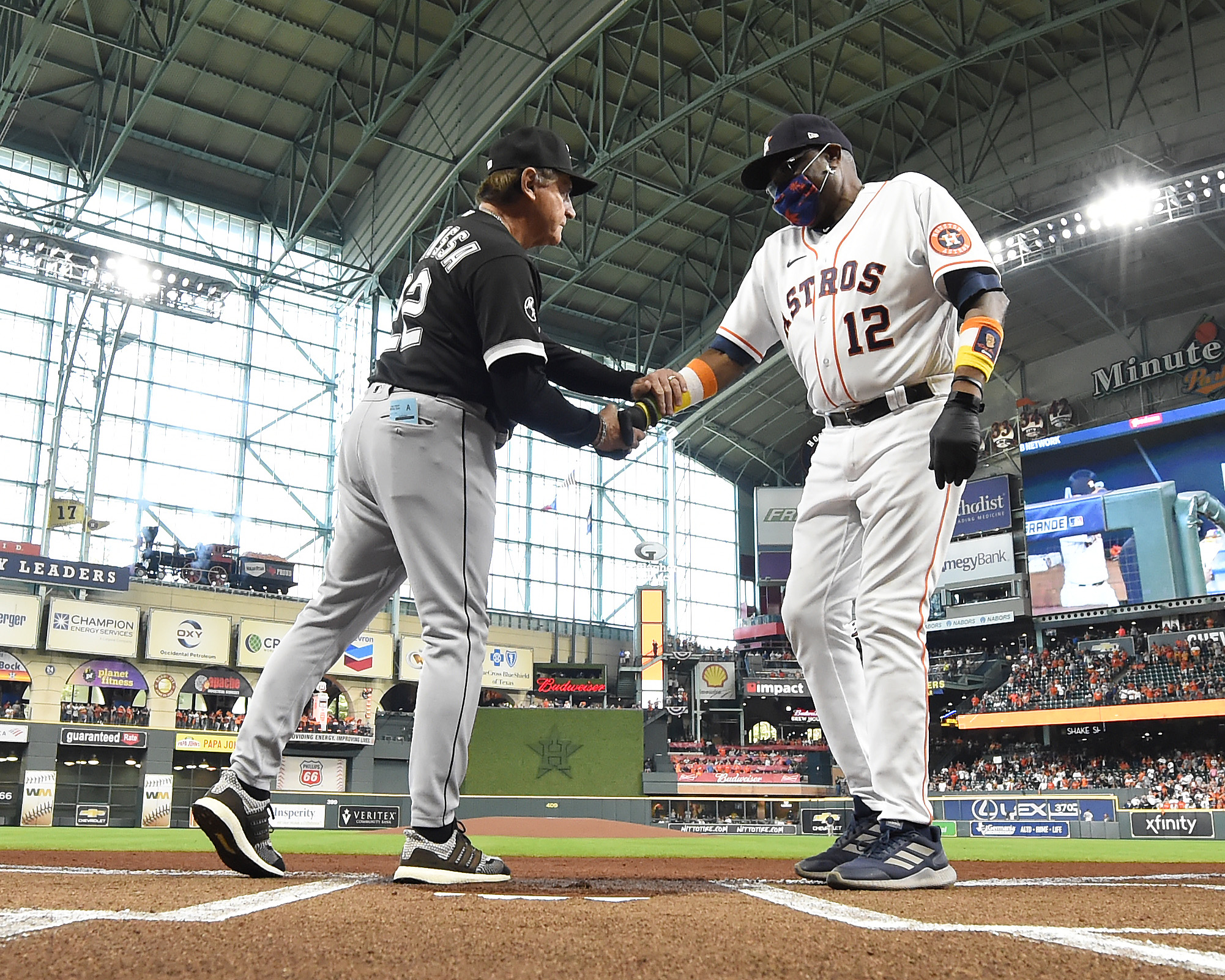 Division Series - White Sox v Astros - Game One
