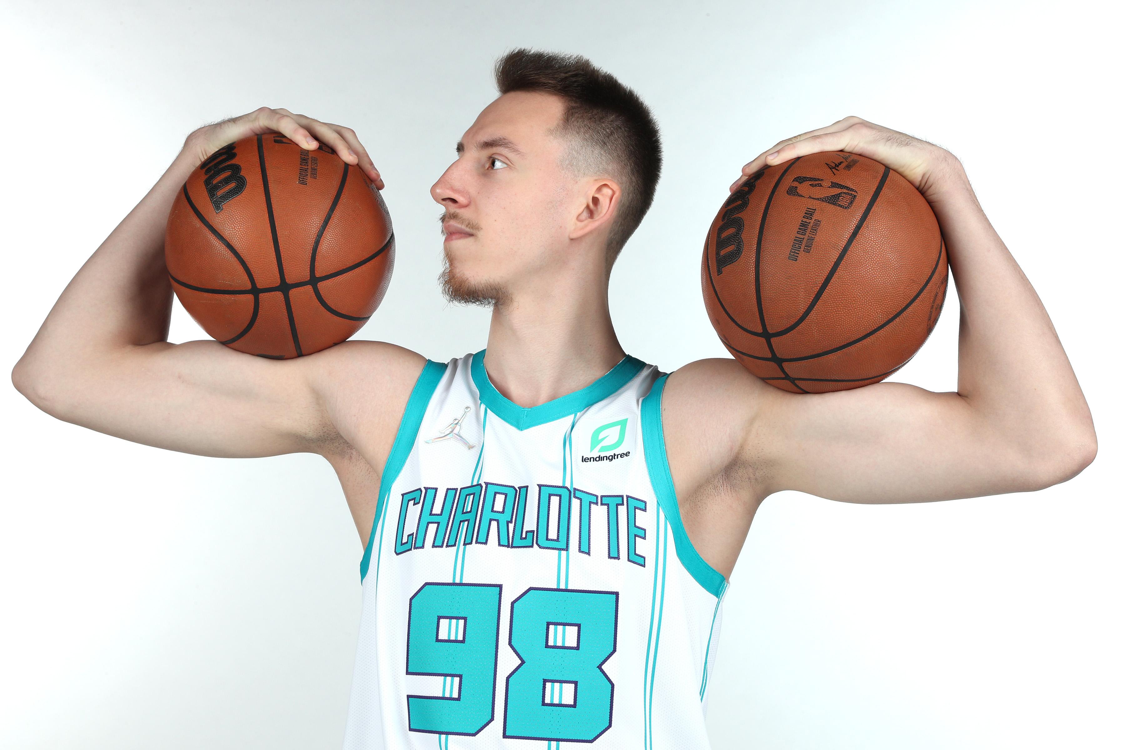 2021-22 Charlotte Hornets Media Day