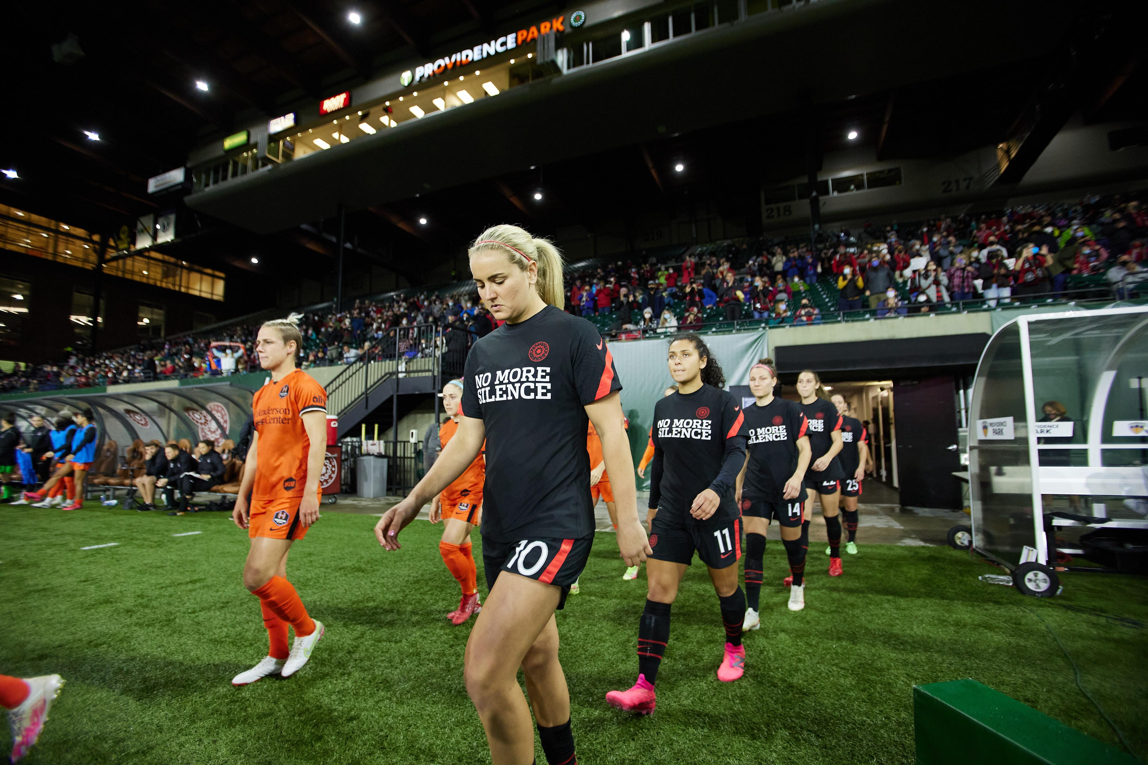 Houston Dash v Portland Thorns FC