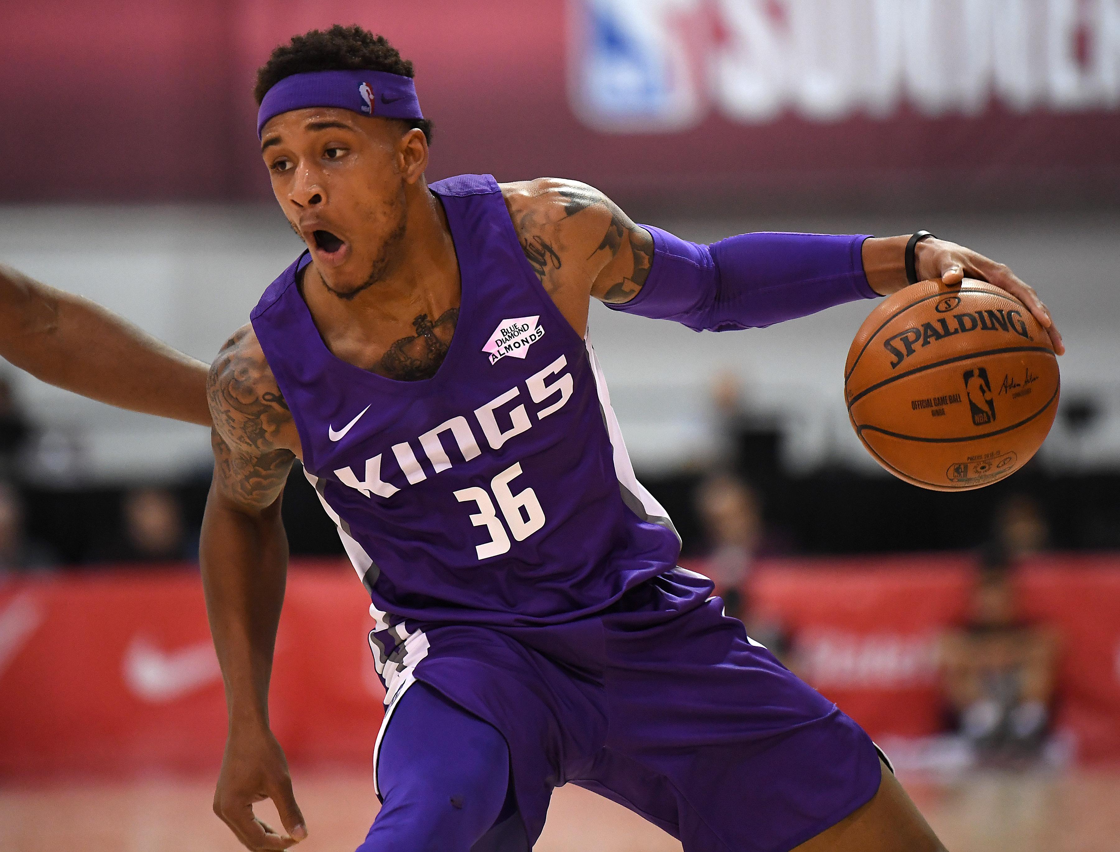 NBA: Summer League-Sacramento Kings at Los Angeles Clippers