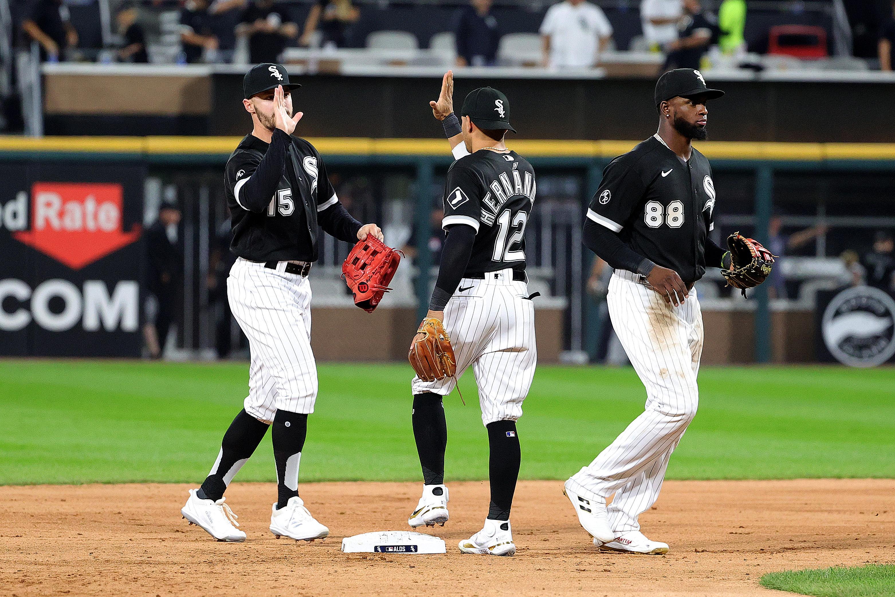 Division Series - Houston Astros v Chicago White Sox - Game Three