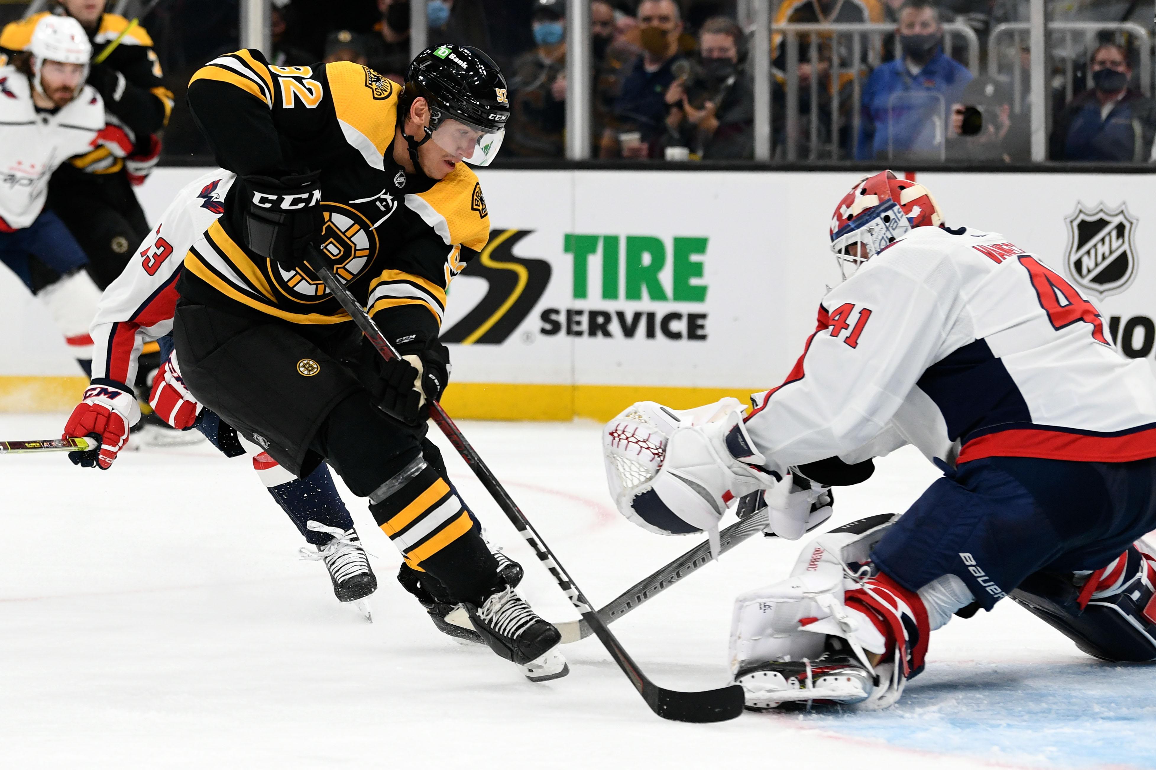 NHL: Preseason-Washington Capitals at Boston Bruins
