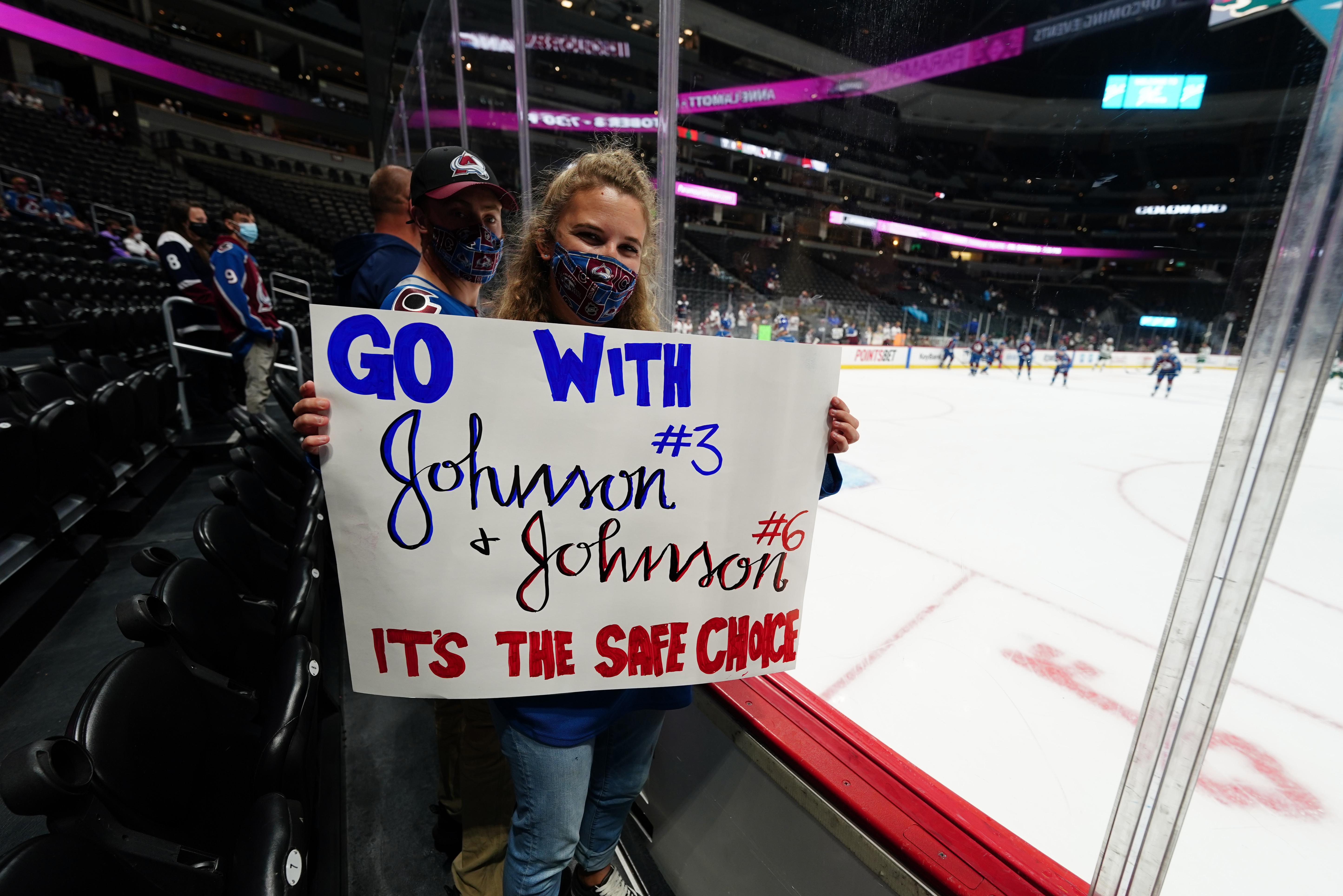 NHL: Preseason-Minnesota Wild at Colorado Avalanche