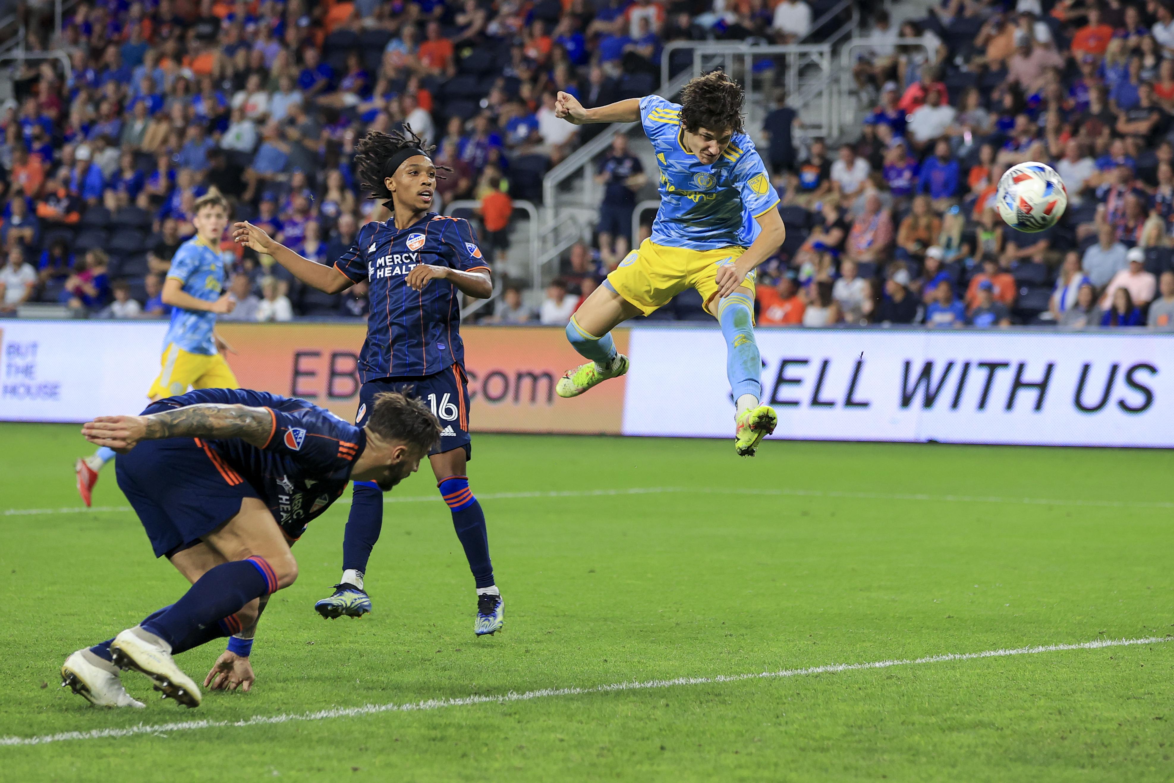 MLS: Philadelphia Union at FC Cincinnati