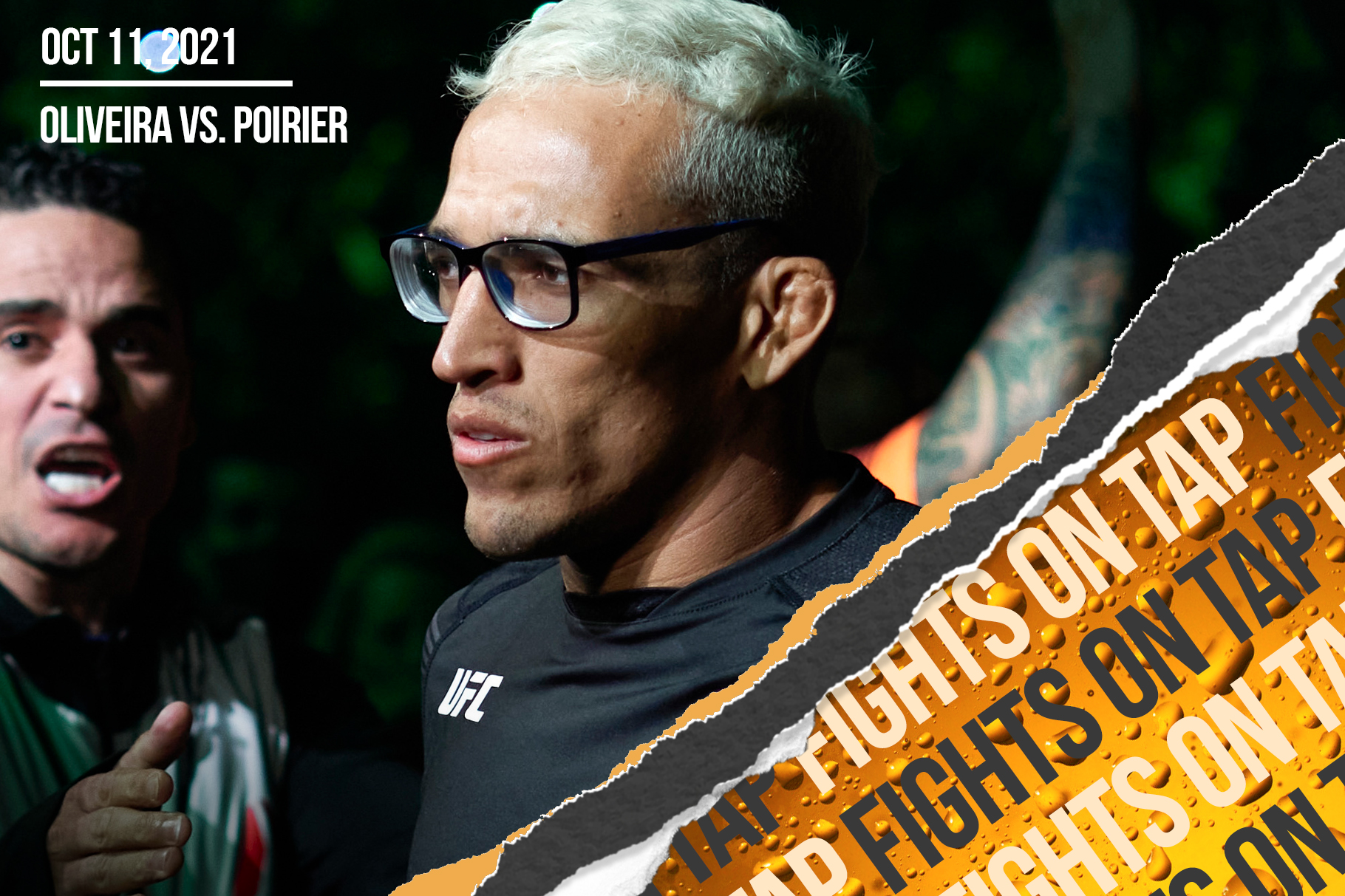 Fights on Tap: Charles Oliveira vs. Dustin Poirier among 21 UFC fights announced
