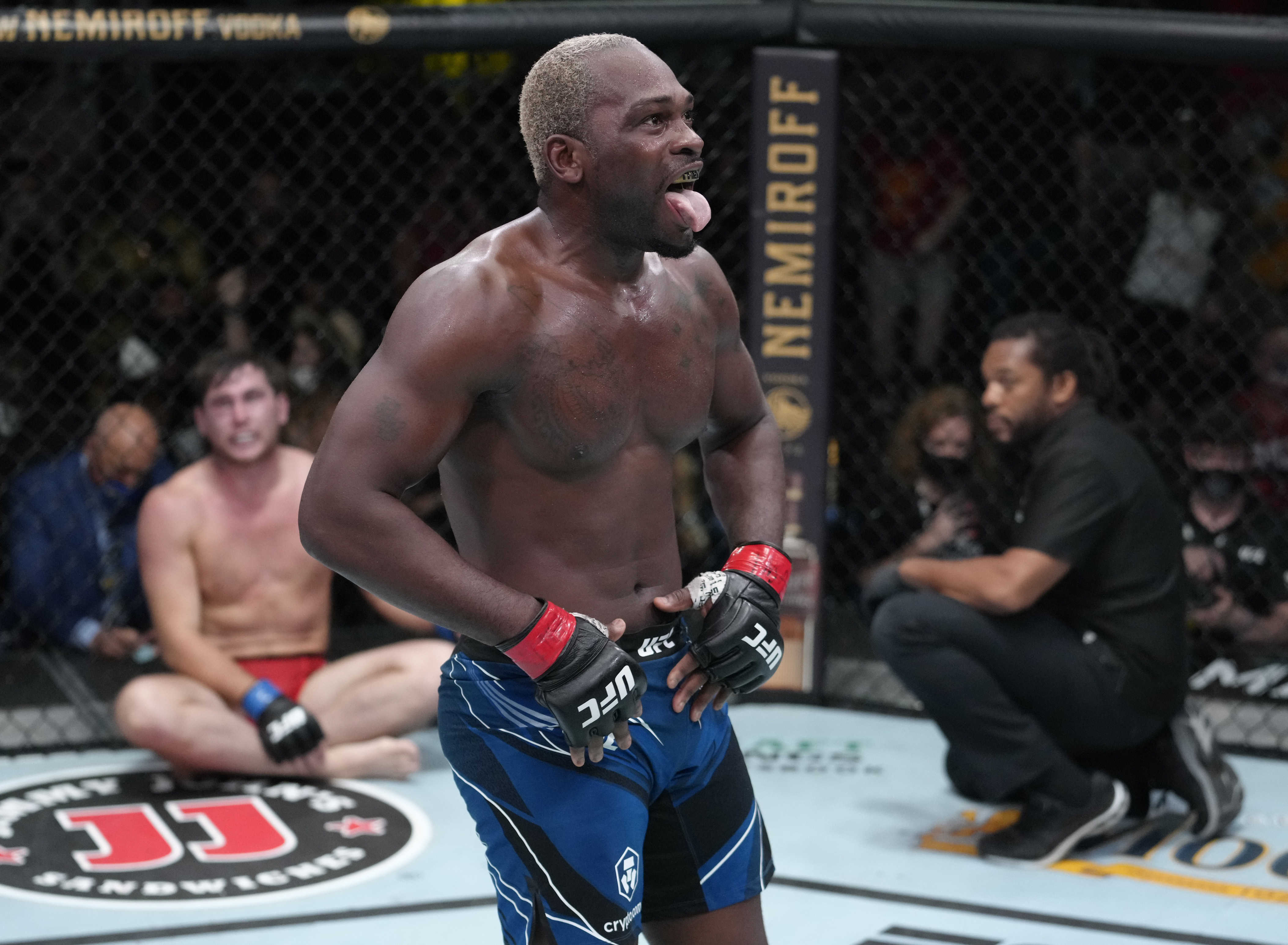 UFC战斗之夜:布伦森v蒂尔