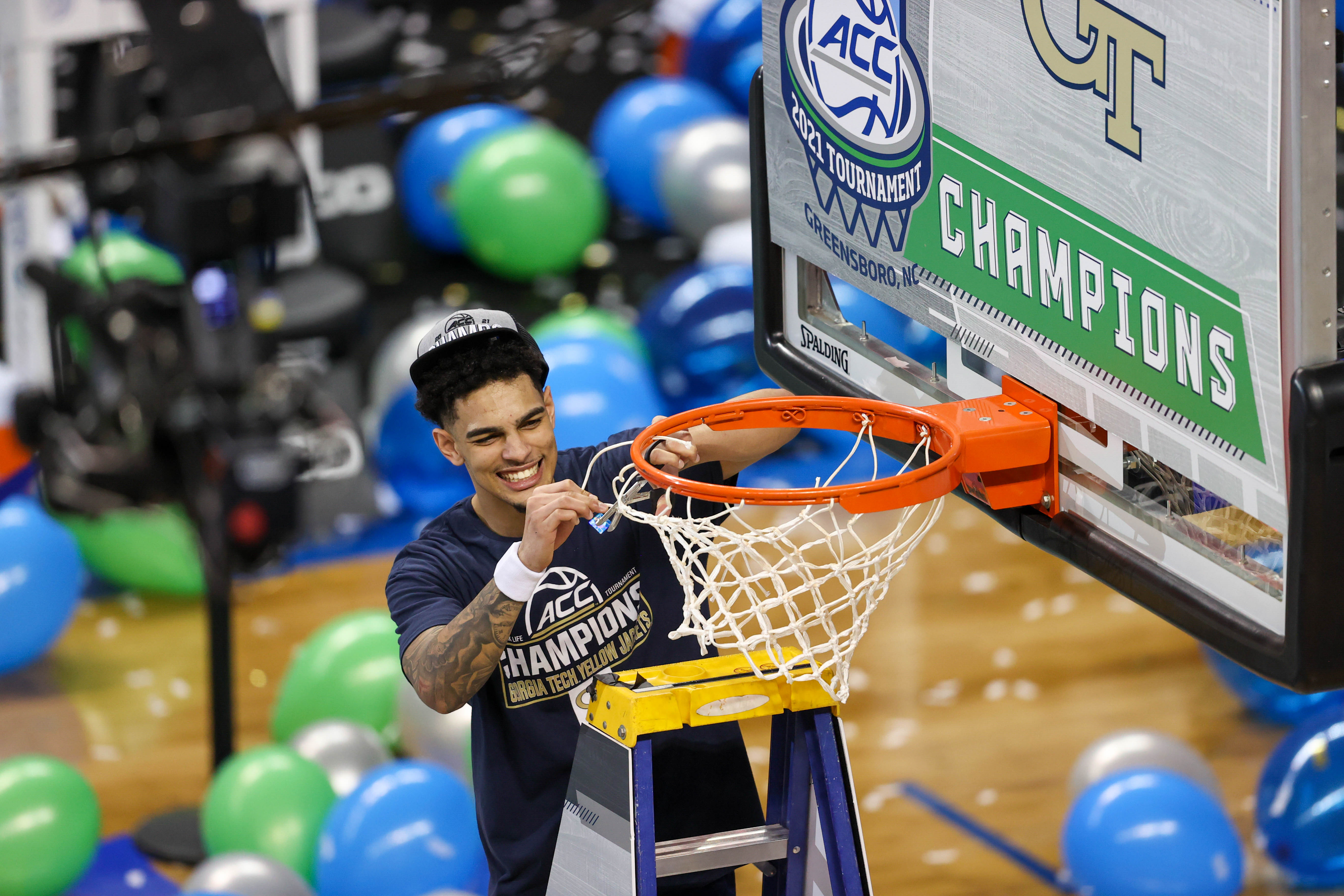 NCAA Basketball: ACC Conference Tournament- Florida State vs Georgia Tech