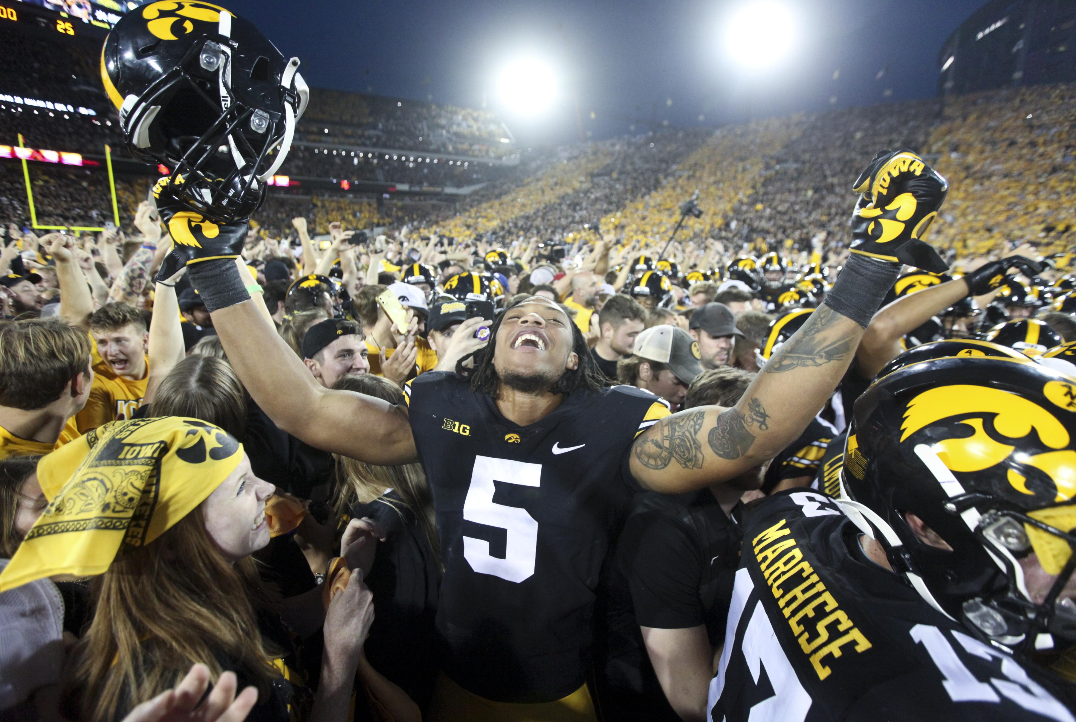 Penn State v Iowa