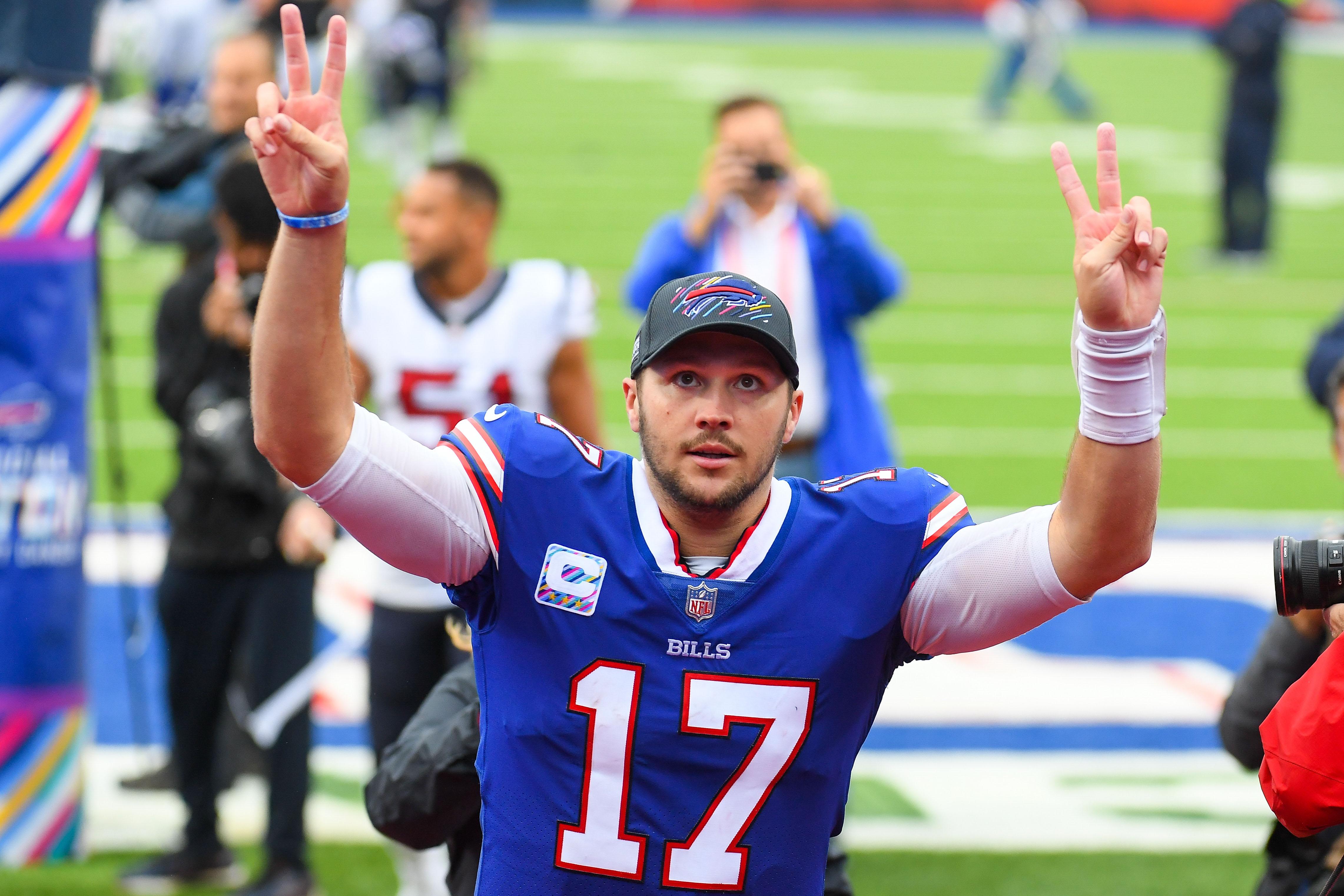 NFL: Houston Texans at Buffalo Bills