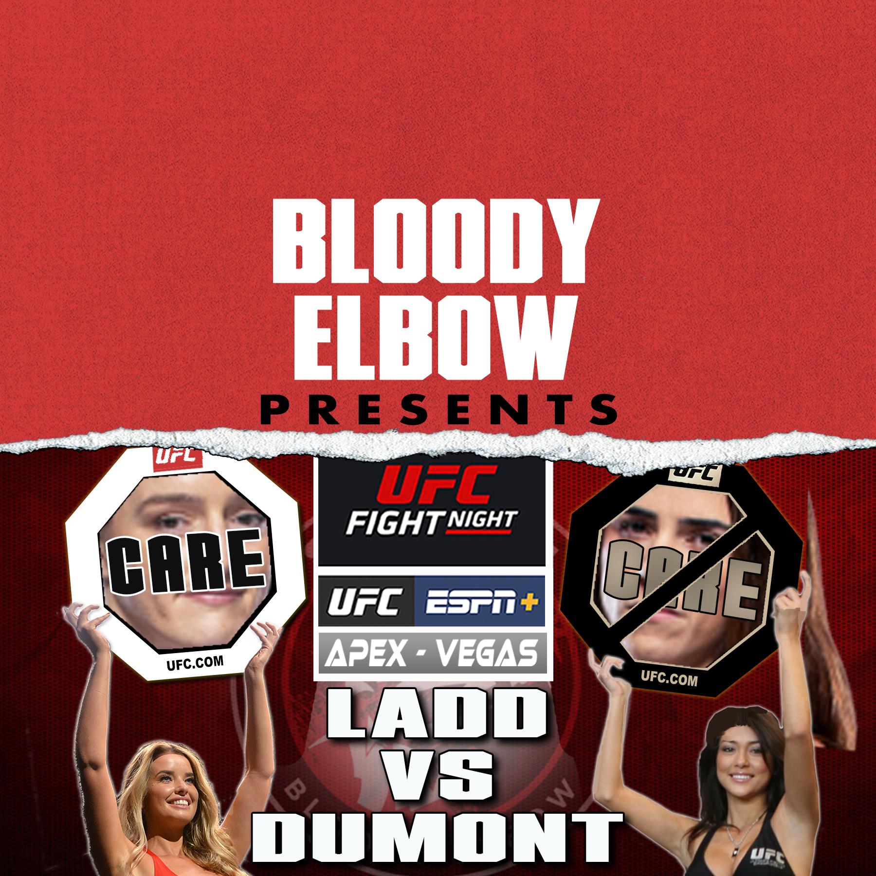 CDC, Care/Don't Care Podcast, UFC Vegas 39, UFC Vegas 40, UFC Podcast, Dern vs Rodriguez, Ladd vs Dumont, UFC Reactions, UFC Picks,