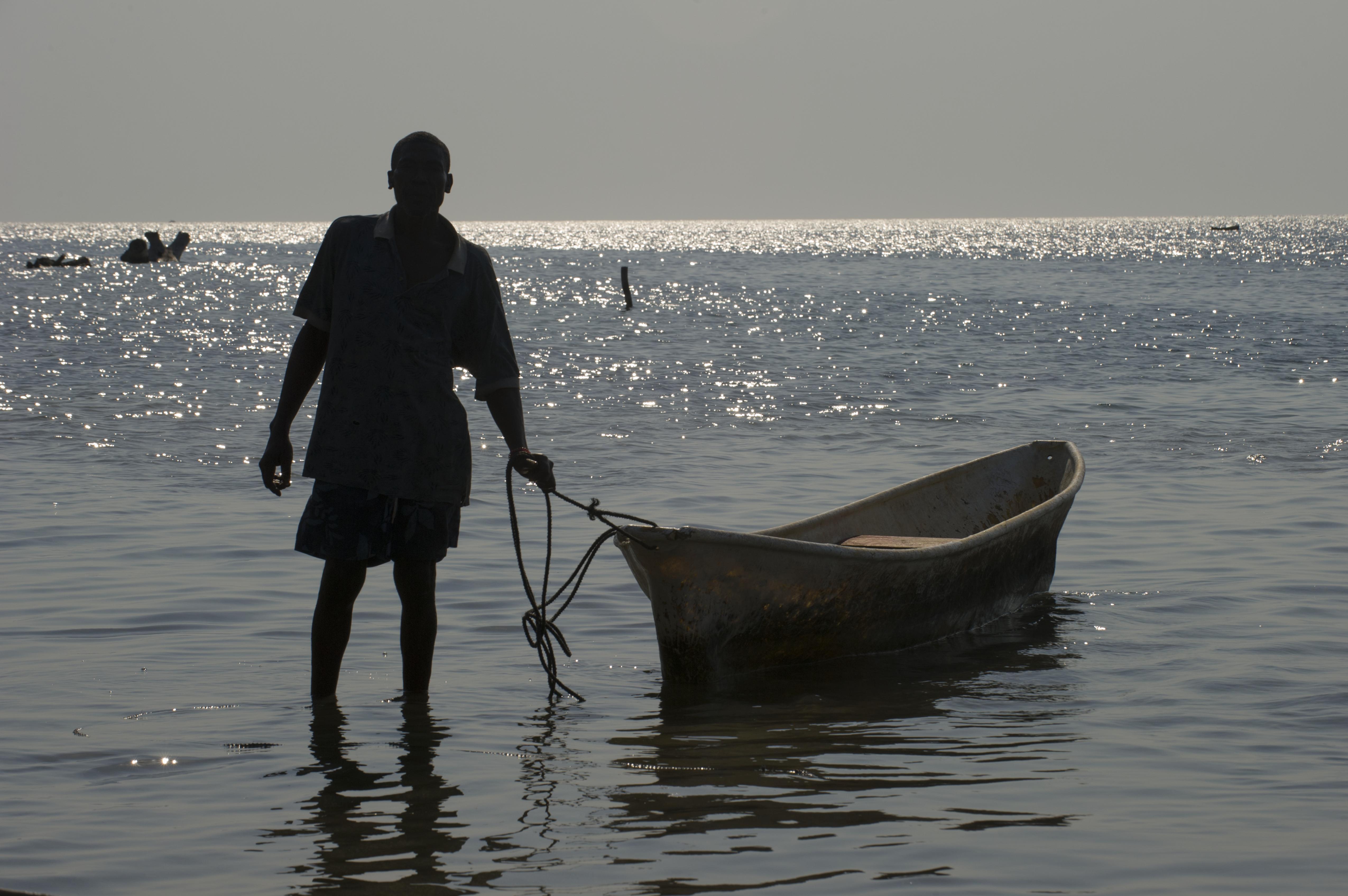 Garifuna Indigenous man