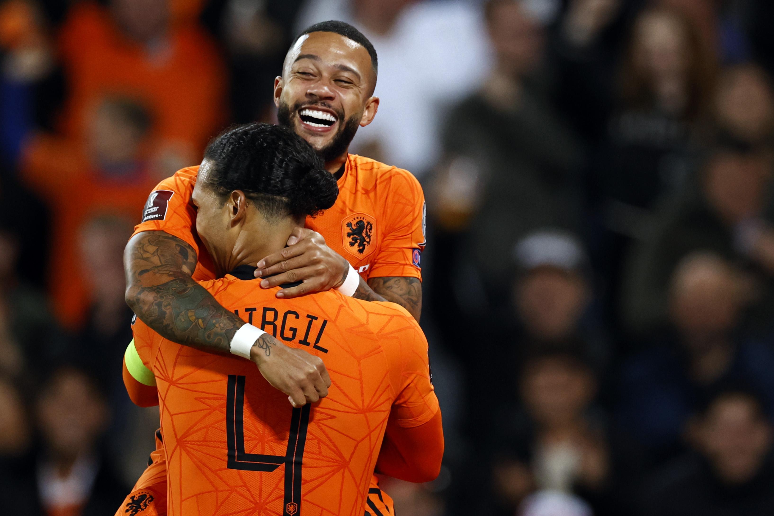 """FIFA World Cup Qualifier""""The Netherlands v Gibraltar"""""""