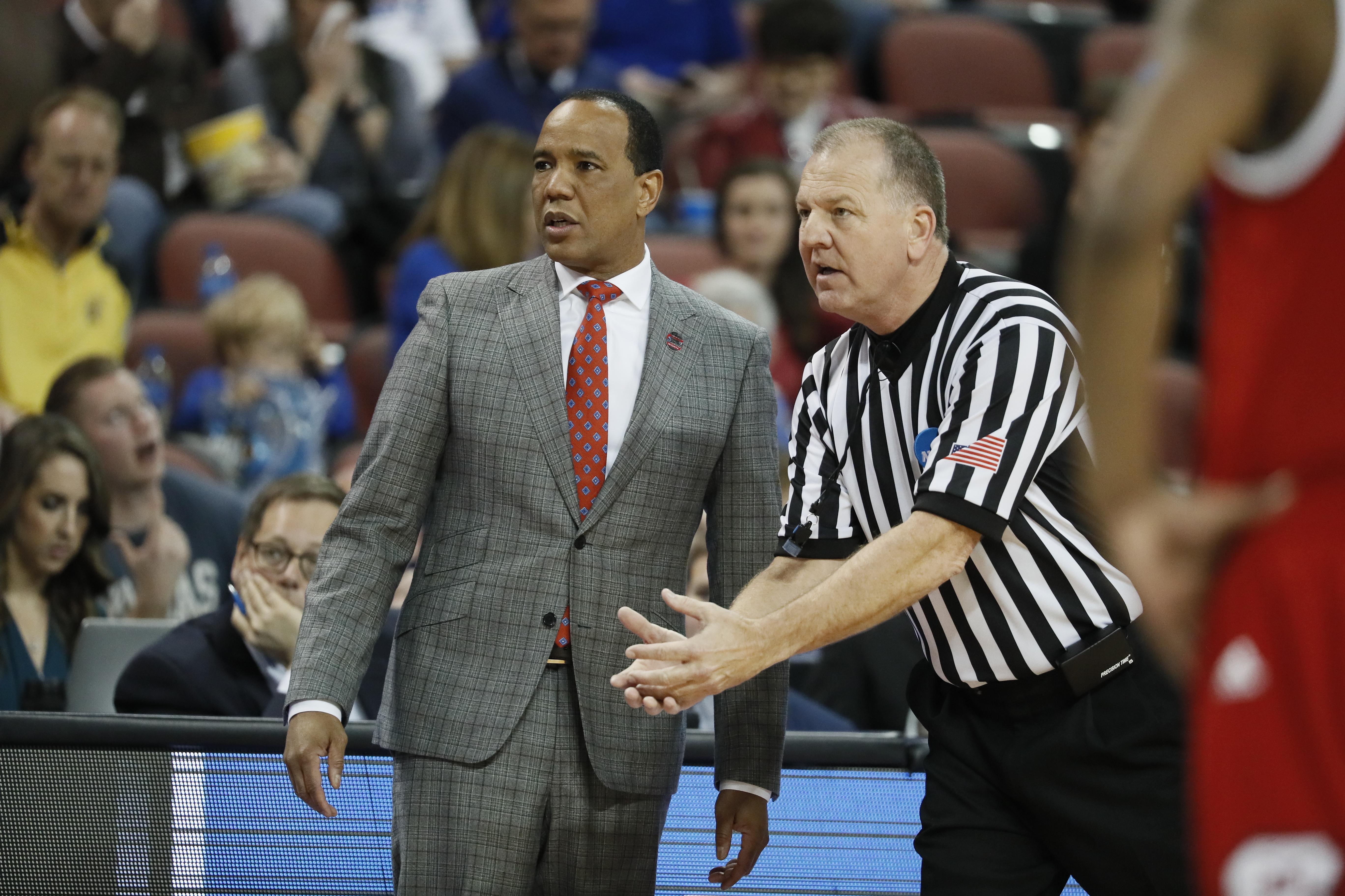 NCAA Basketball Tournament - First Round - Wichita