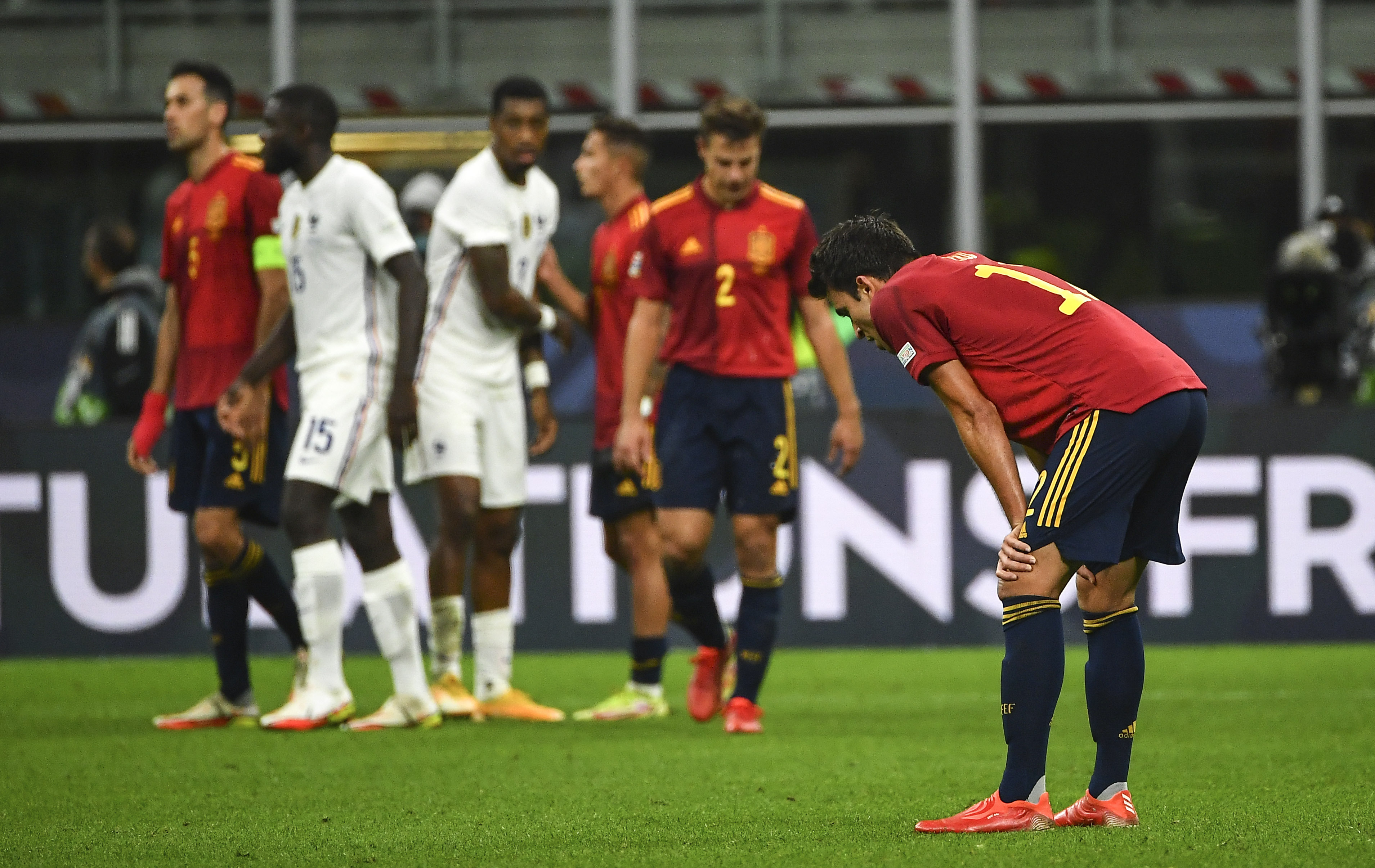 Spain v France - UEFA Nations League