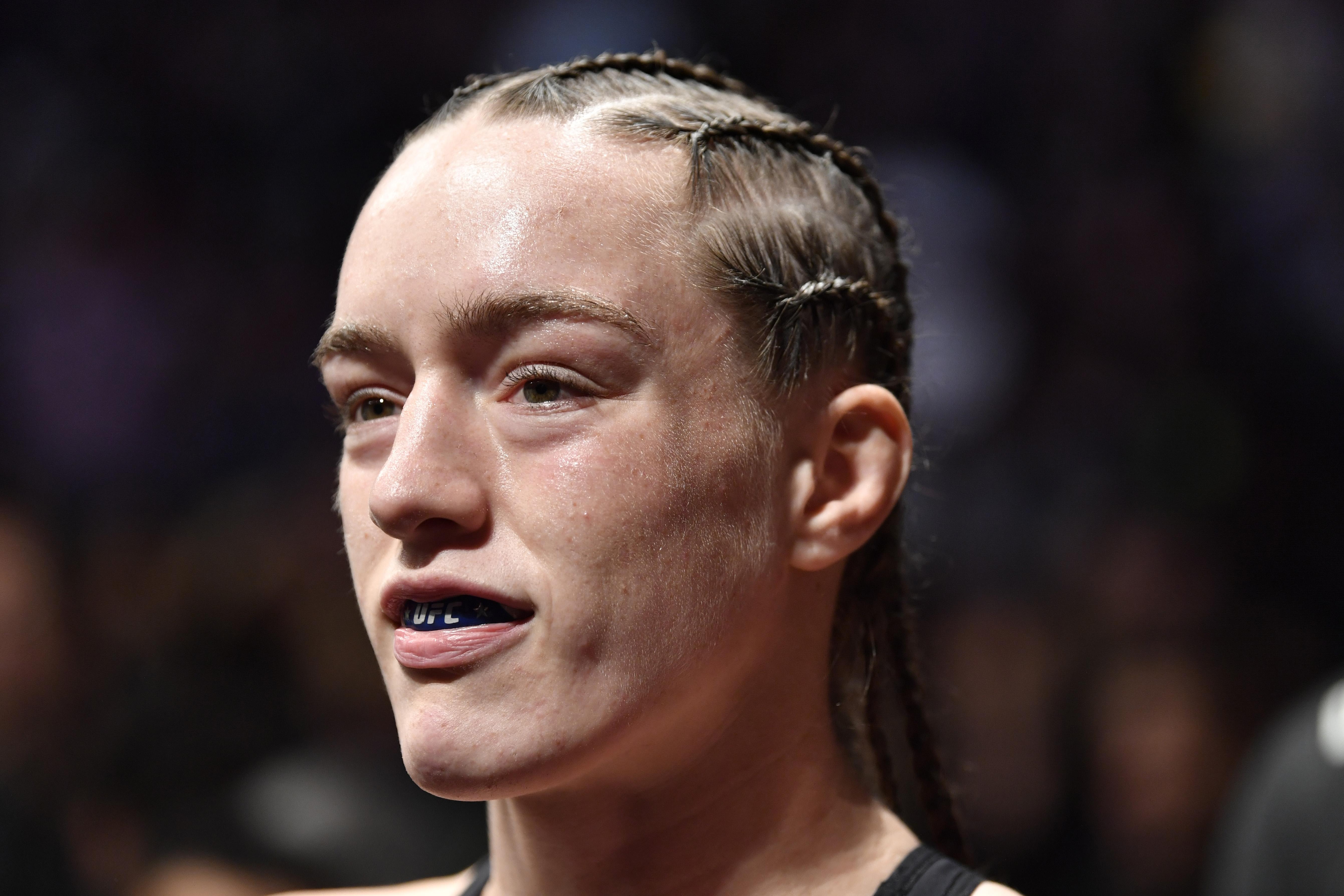 UFC Fight Night: Ladd v Kunitskaya