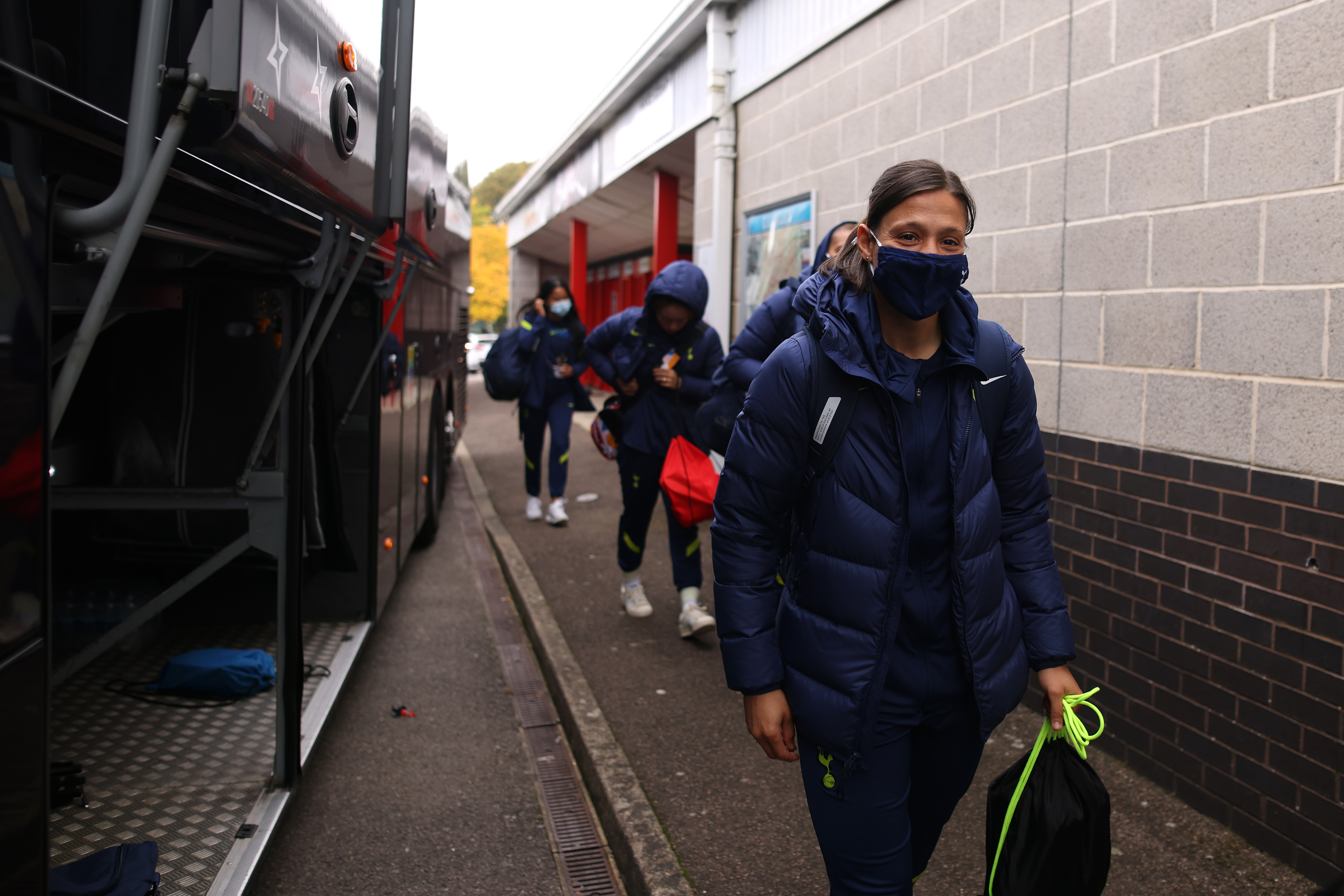 Brighton & Hove Albion Women v Tottenham Hotspur Women - Barclays FA Women's Super League