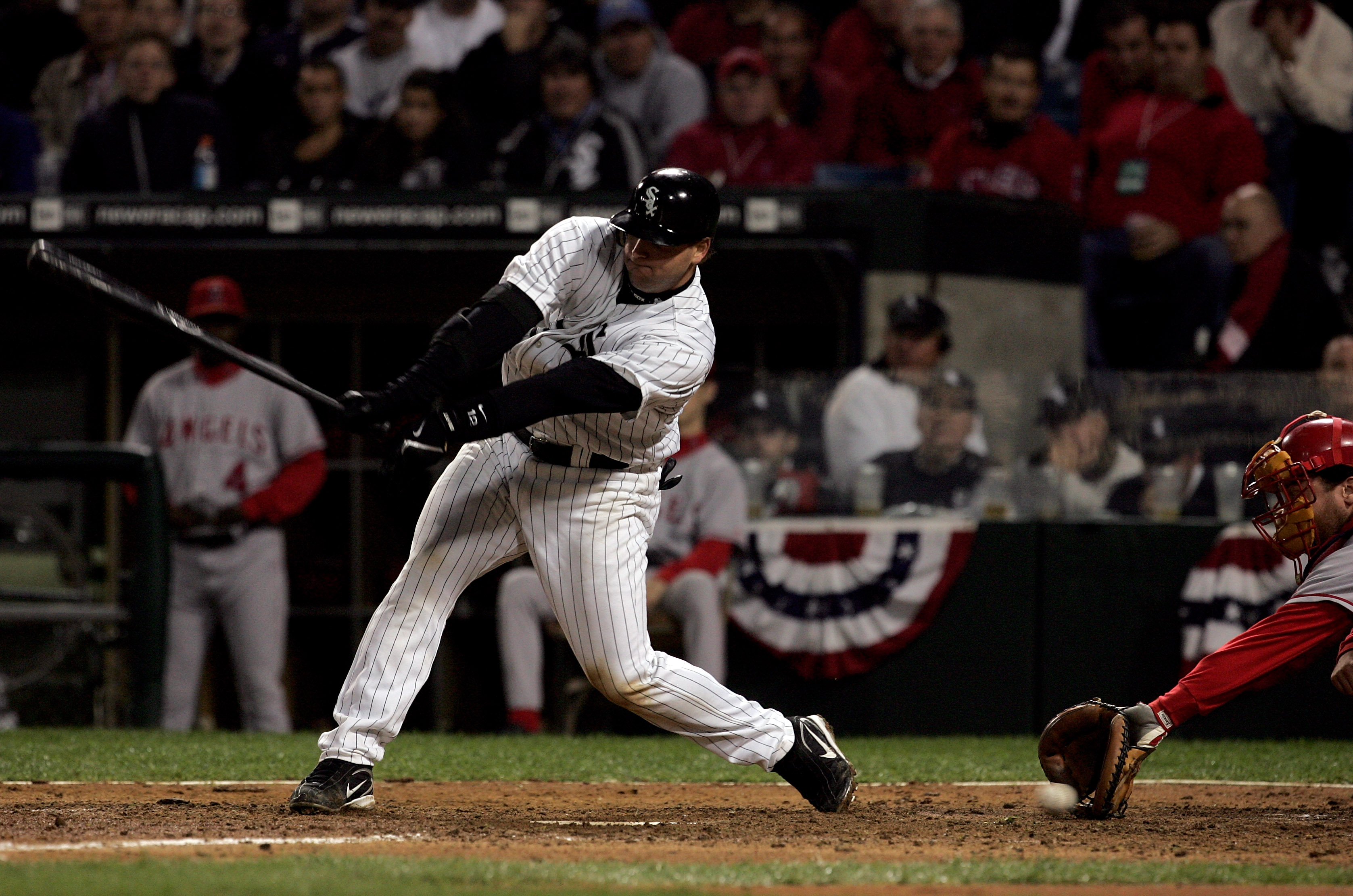 ALCS: Los Angeles Angels of Anaheim v Chicago White Sox - Game 2