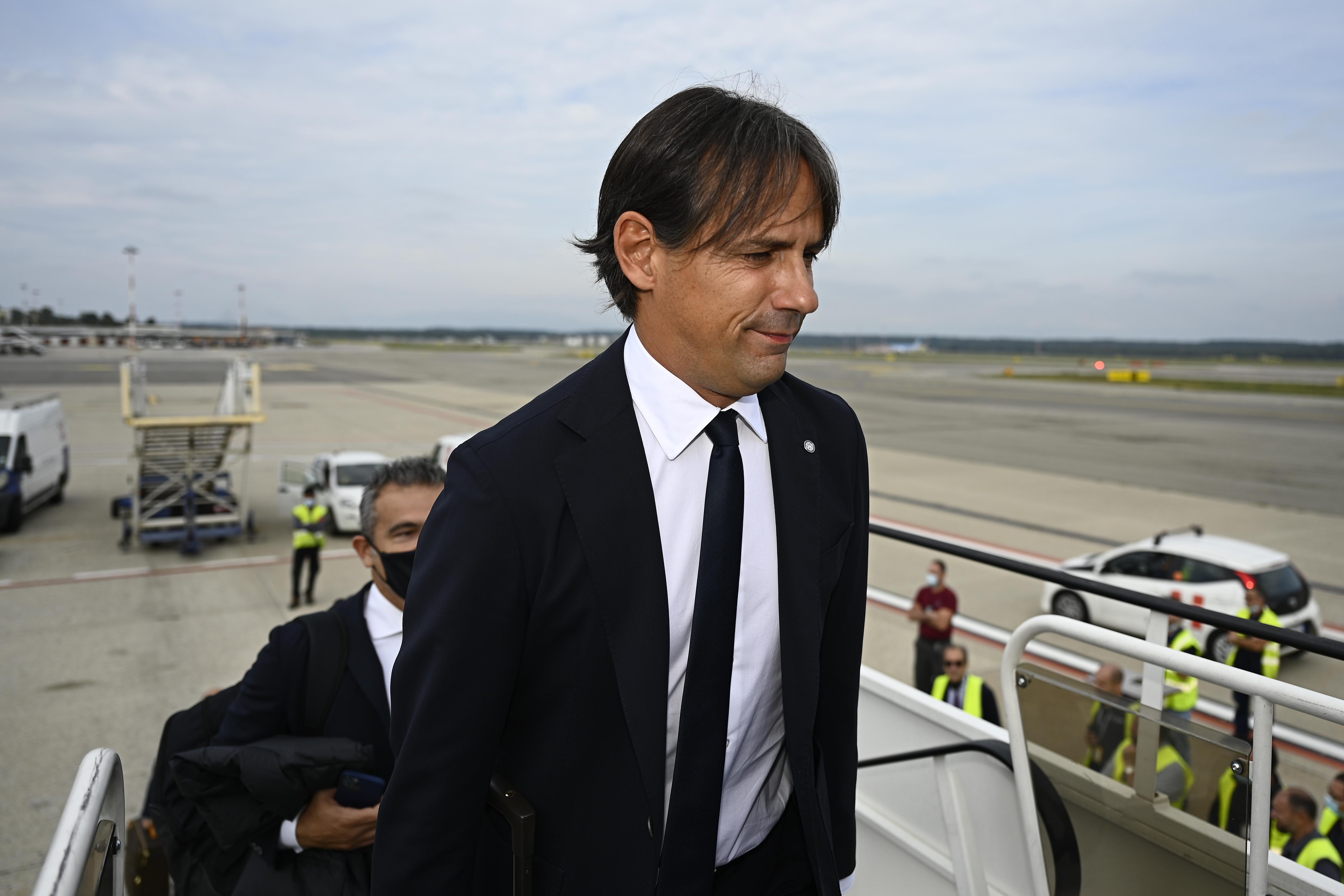 FC Internazionale Travel To Kiev