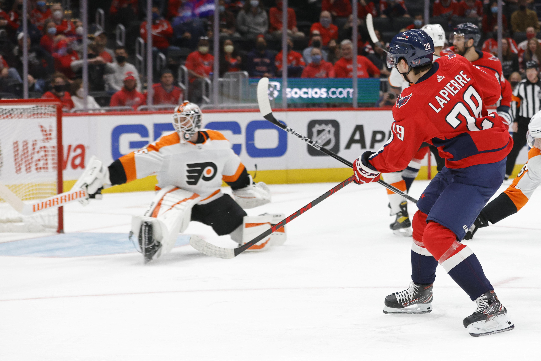 NHL: Preseason-Philadelphia Flyers at Washington Capitals