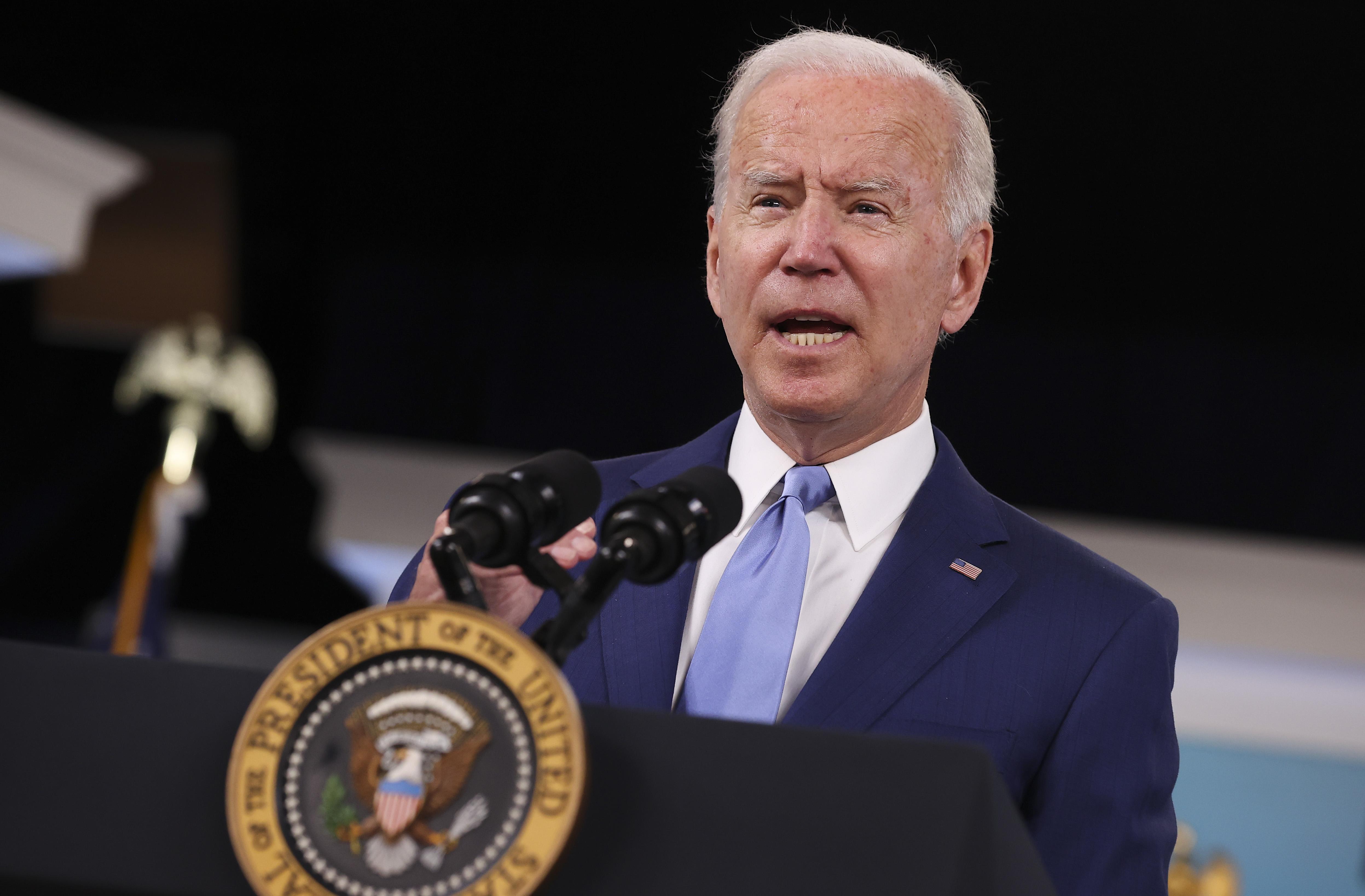 President Biden Discusses September Jobs Report