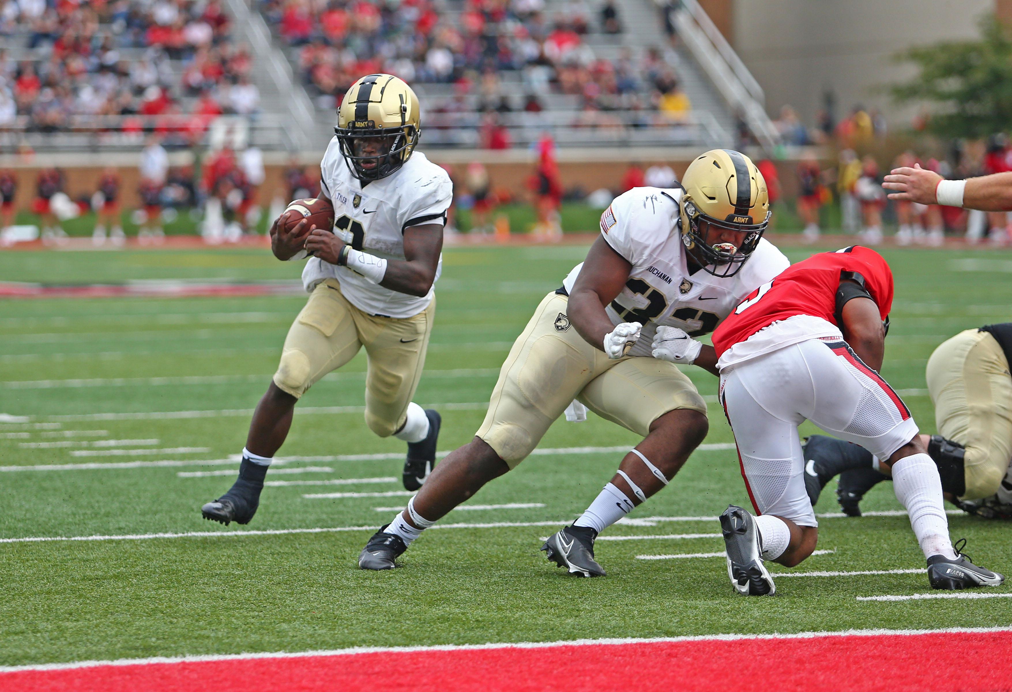 NCAA Football: Army at Ball State