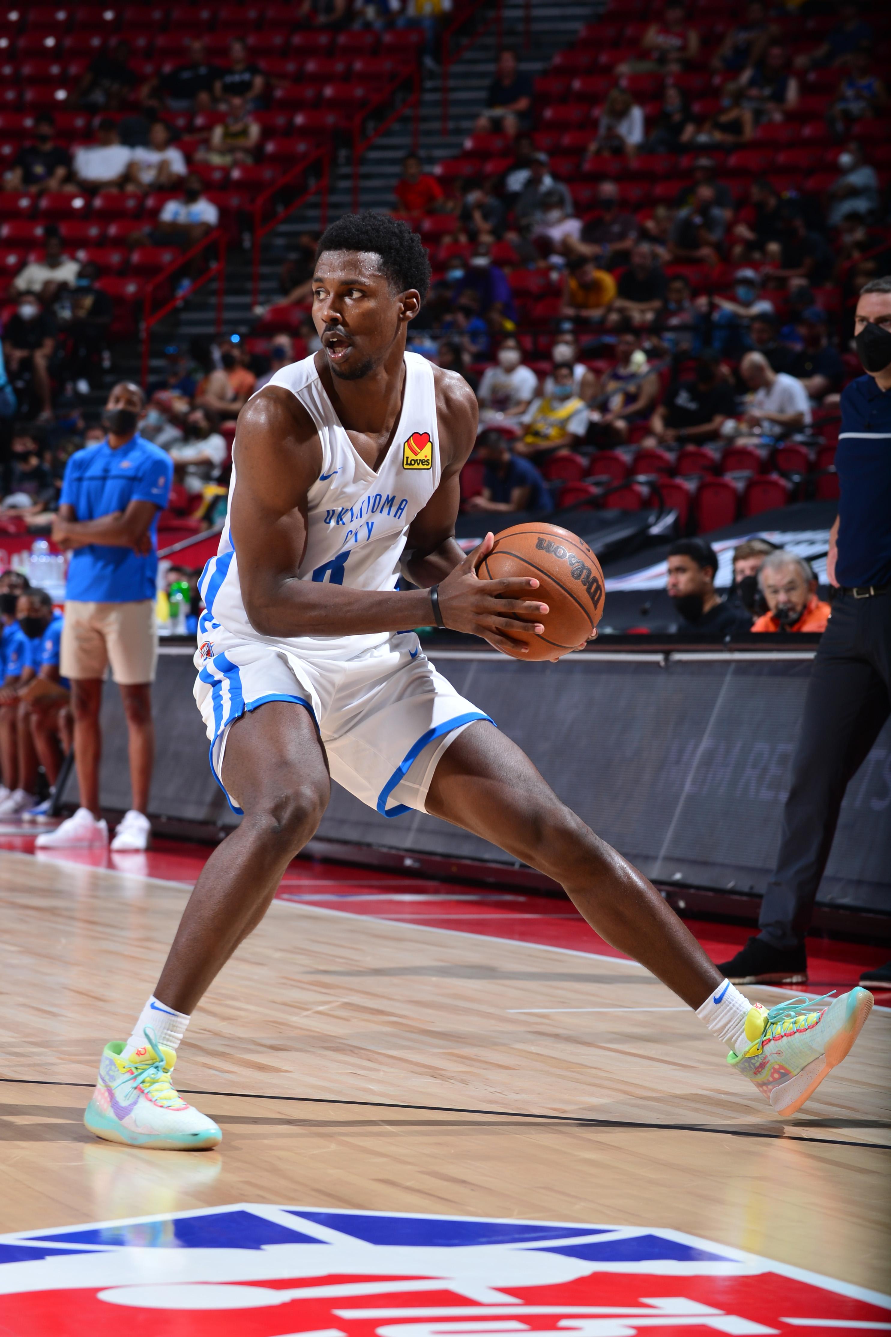 2021 Las Vegas Summer League - Indiana Pacers v Oklahoma City Thunder