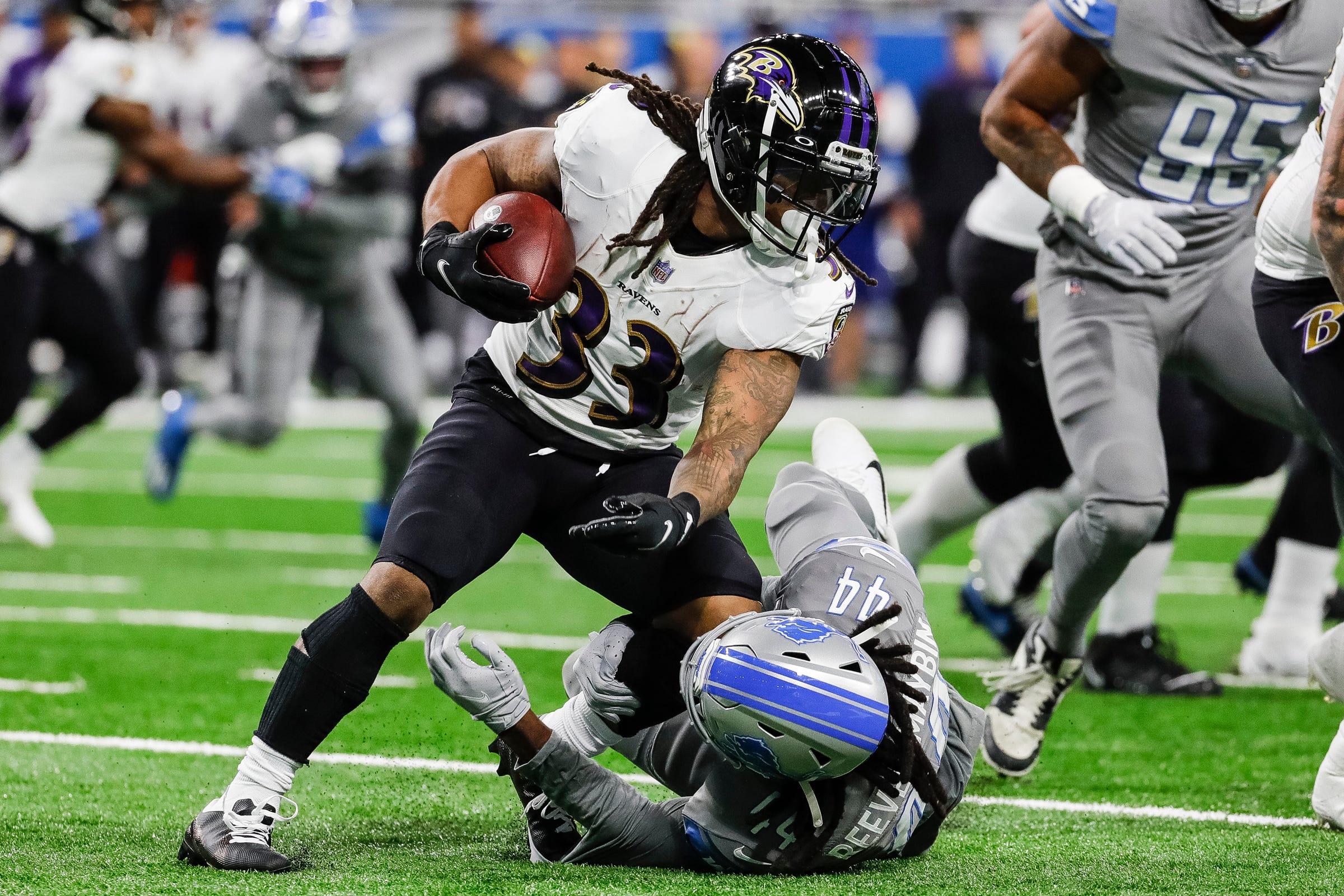 NFL: Baltimore Ravens at Detroit Lions