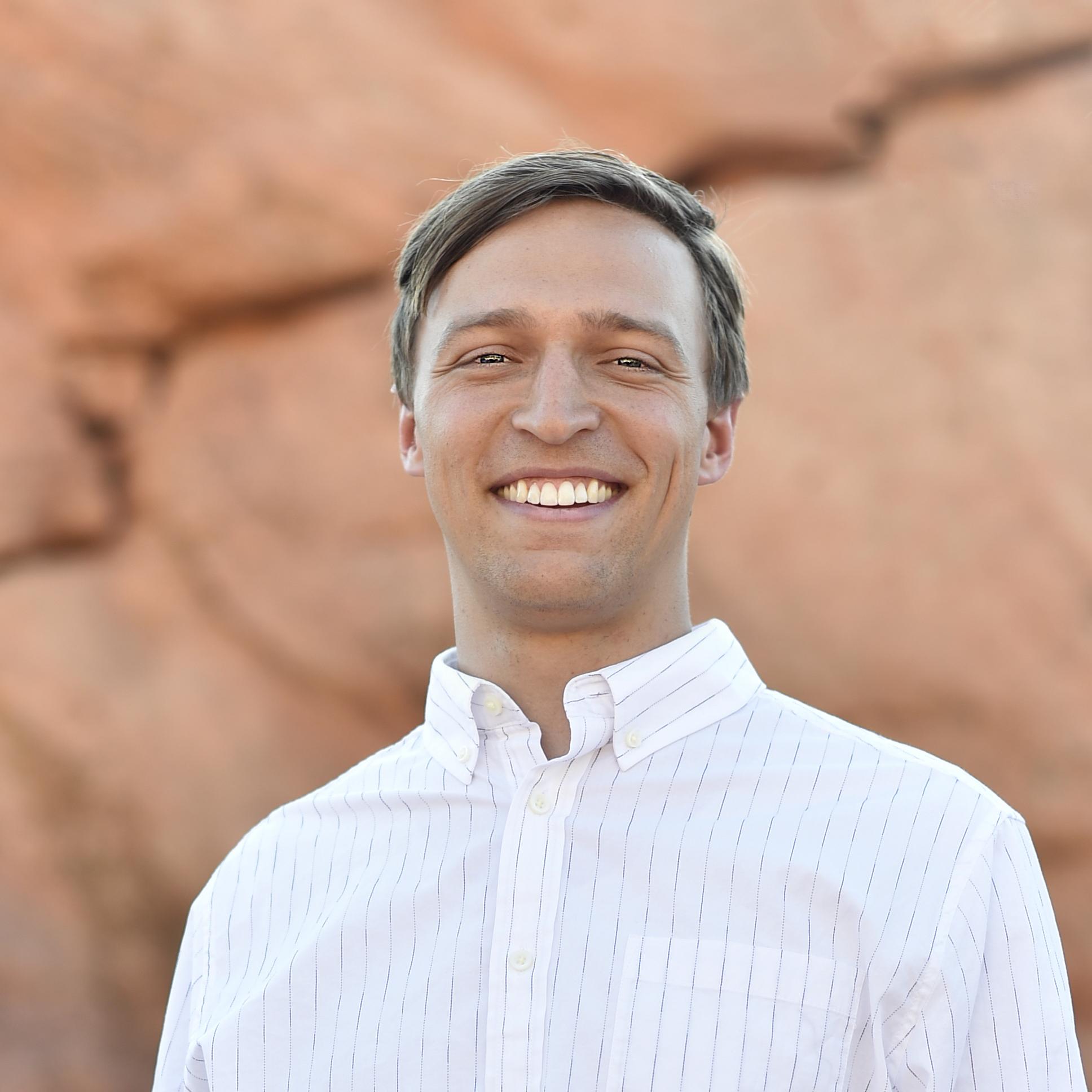 Republican congressional candidate Nick Huey.