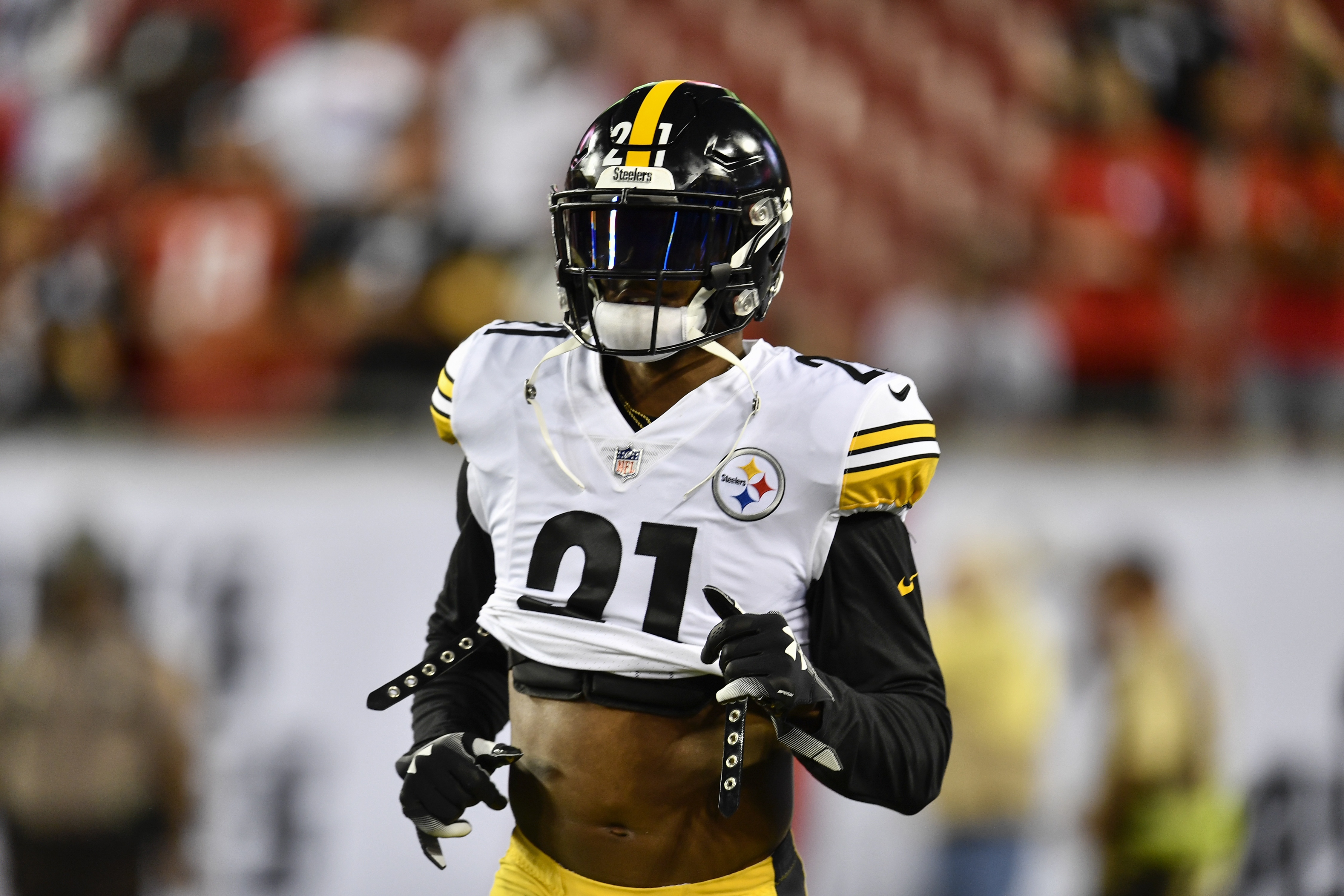 NFL: SEP 24 Steelers at Buccaneers