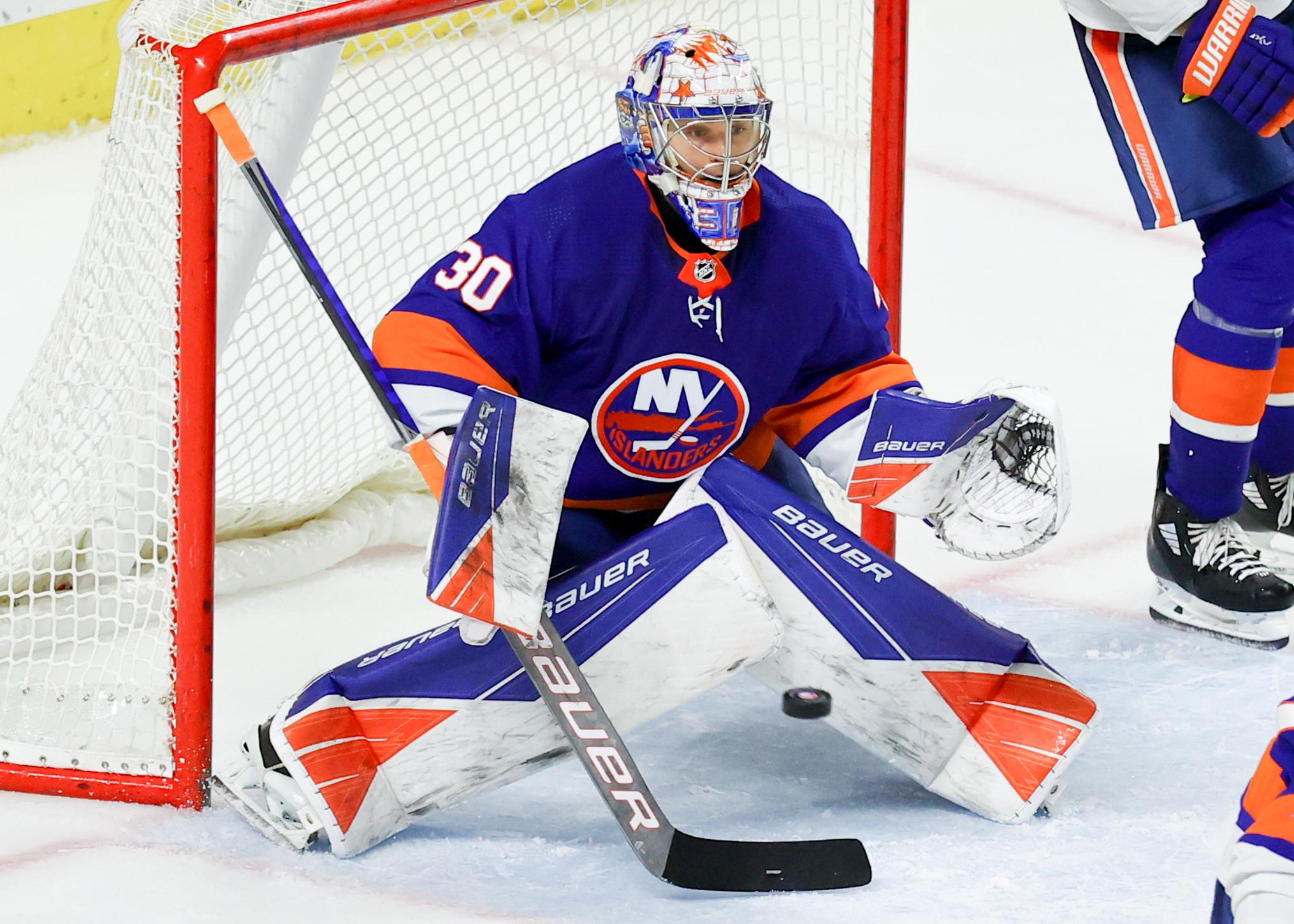 NHL: OCT 09 Rangers at Islanders