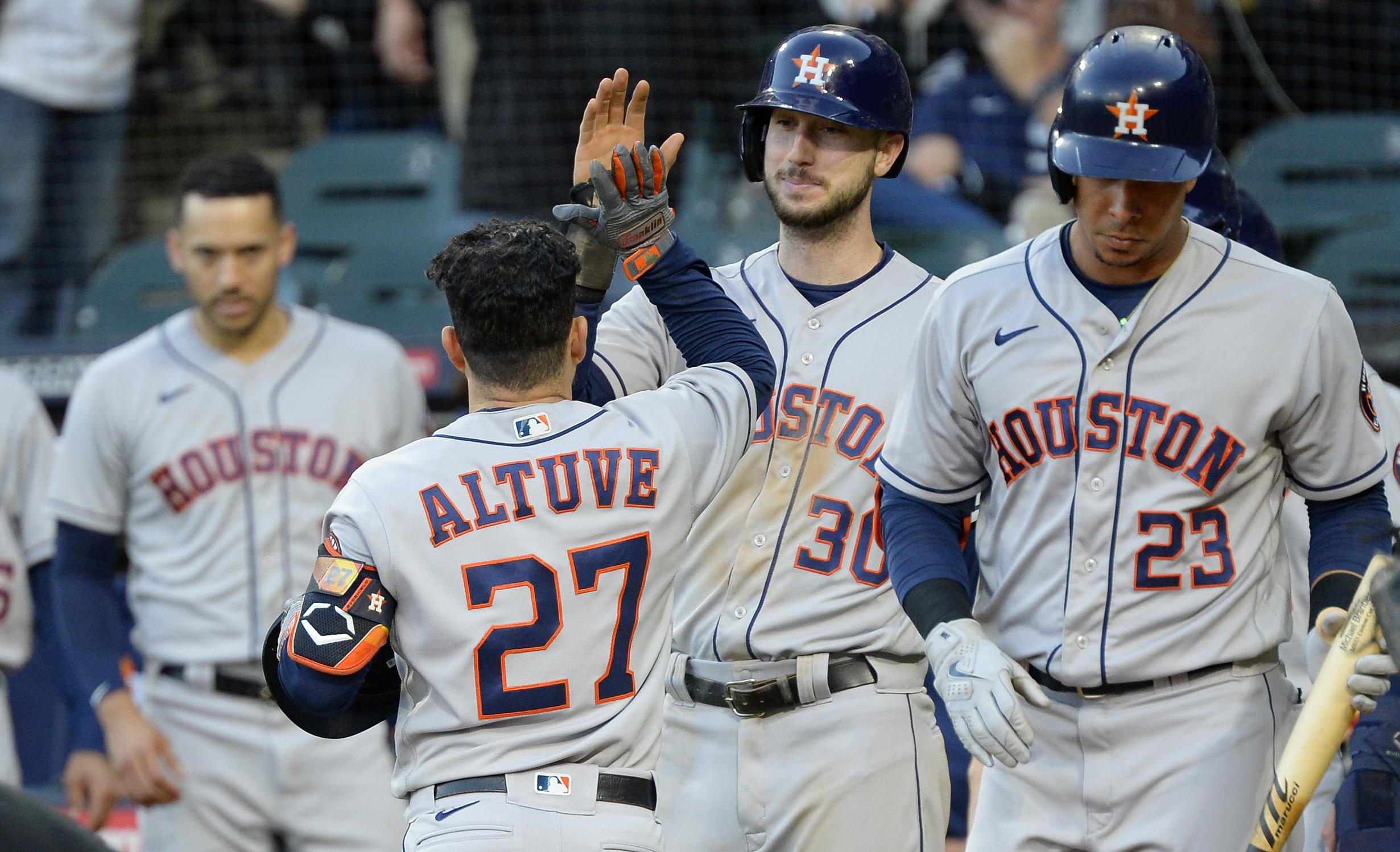 """Division Series """"u2013 Astros v White Sox """"u2013 Game Four"""