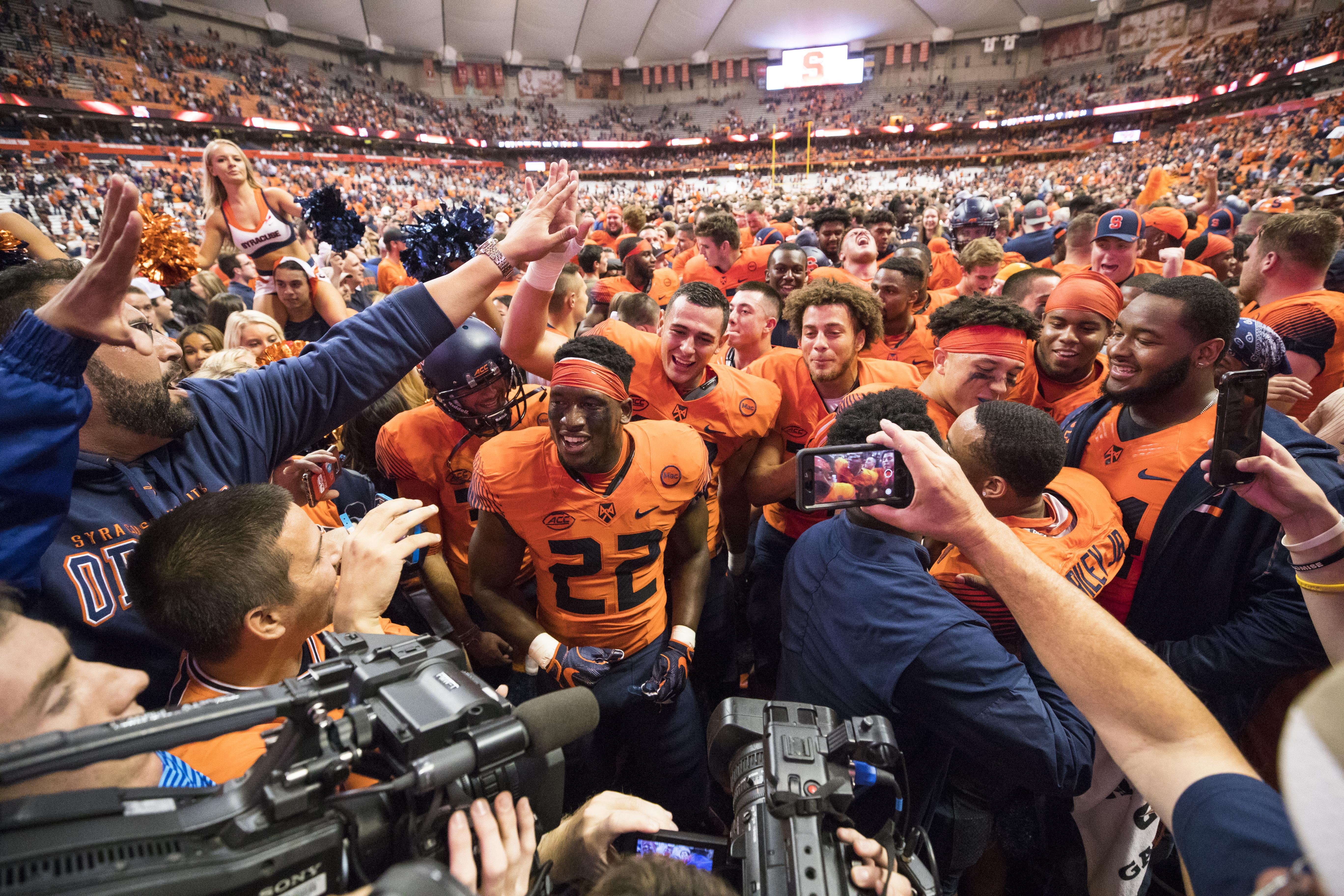 Clemson v Syracuse