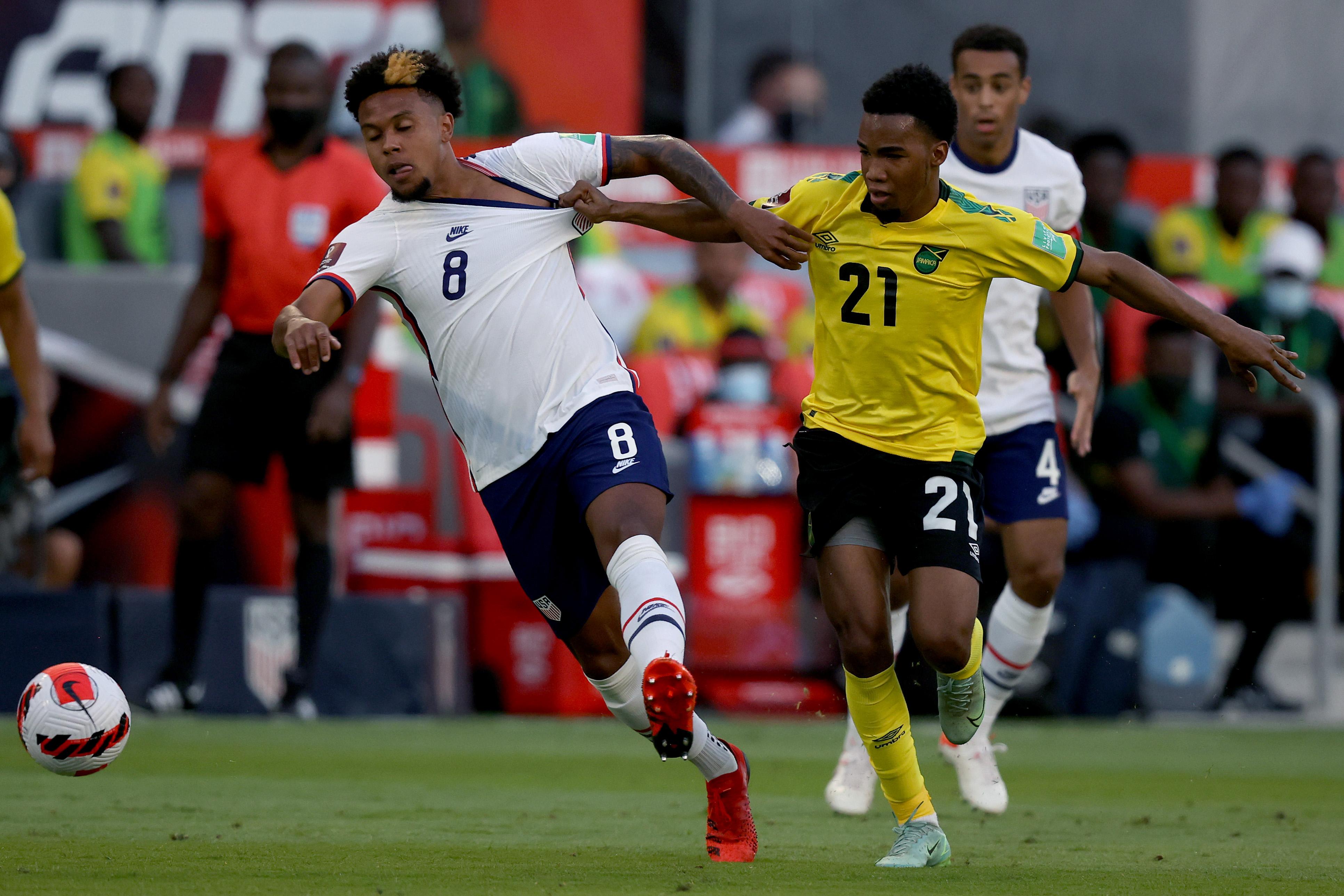 Jamaica v United States: 2022 World Cup Qualifying