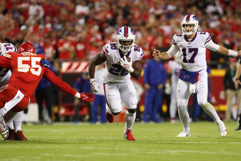 NFL: OCT 10 Bills at Chiefs