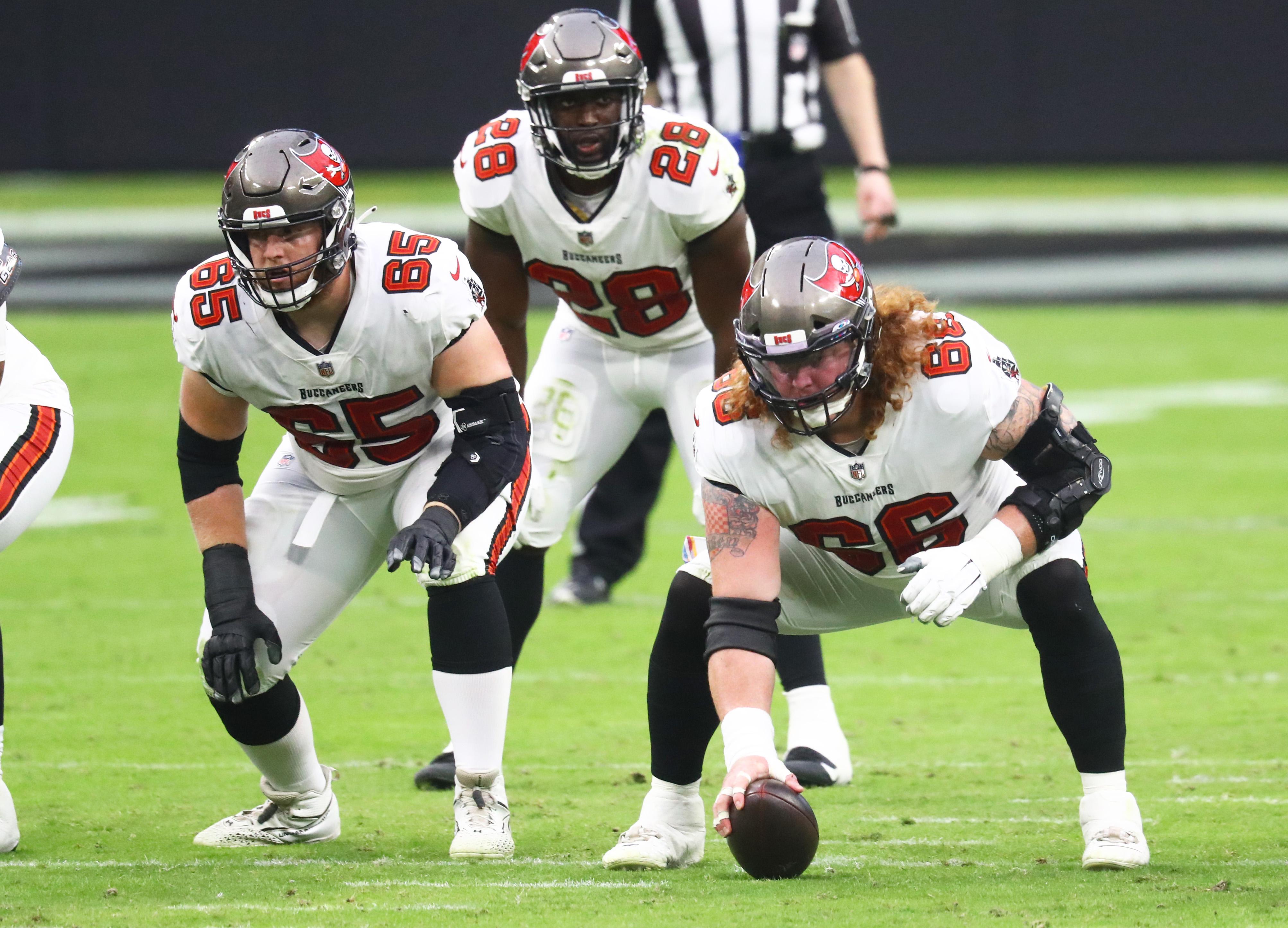 NFL: Tampa Bay Buccaneers at Las Vegas Raiders