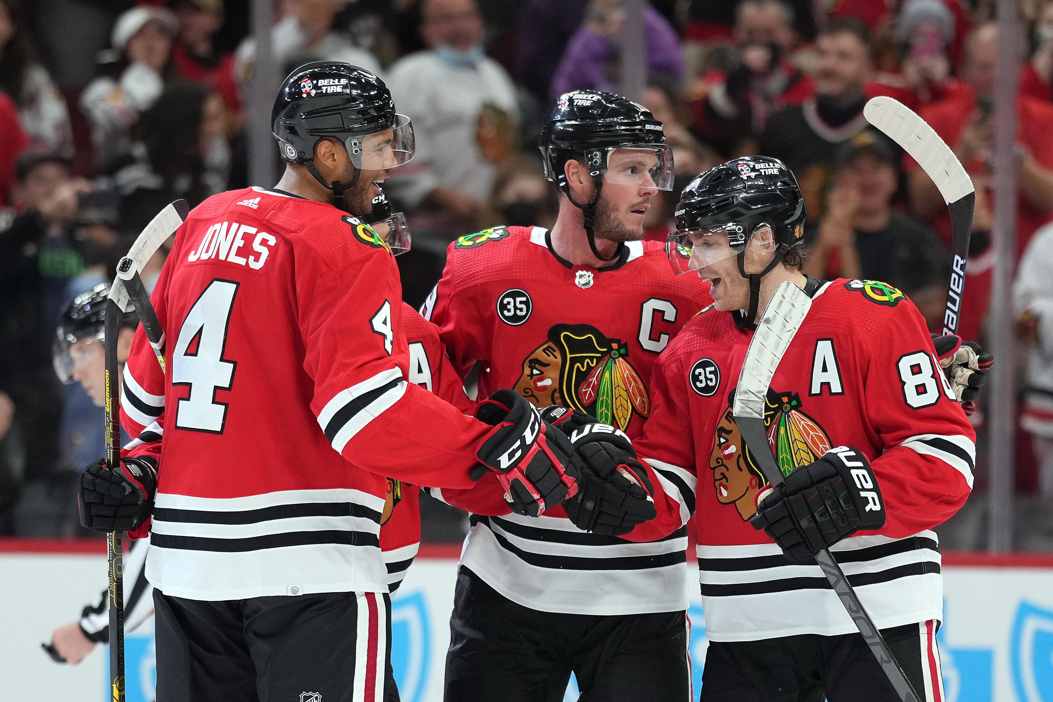 NHL: OCT 09 Preseason - Wild at Blackhawks
