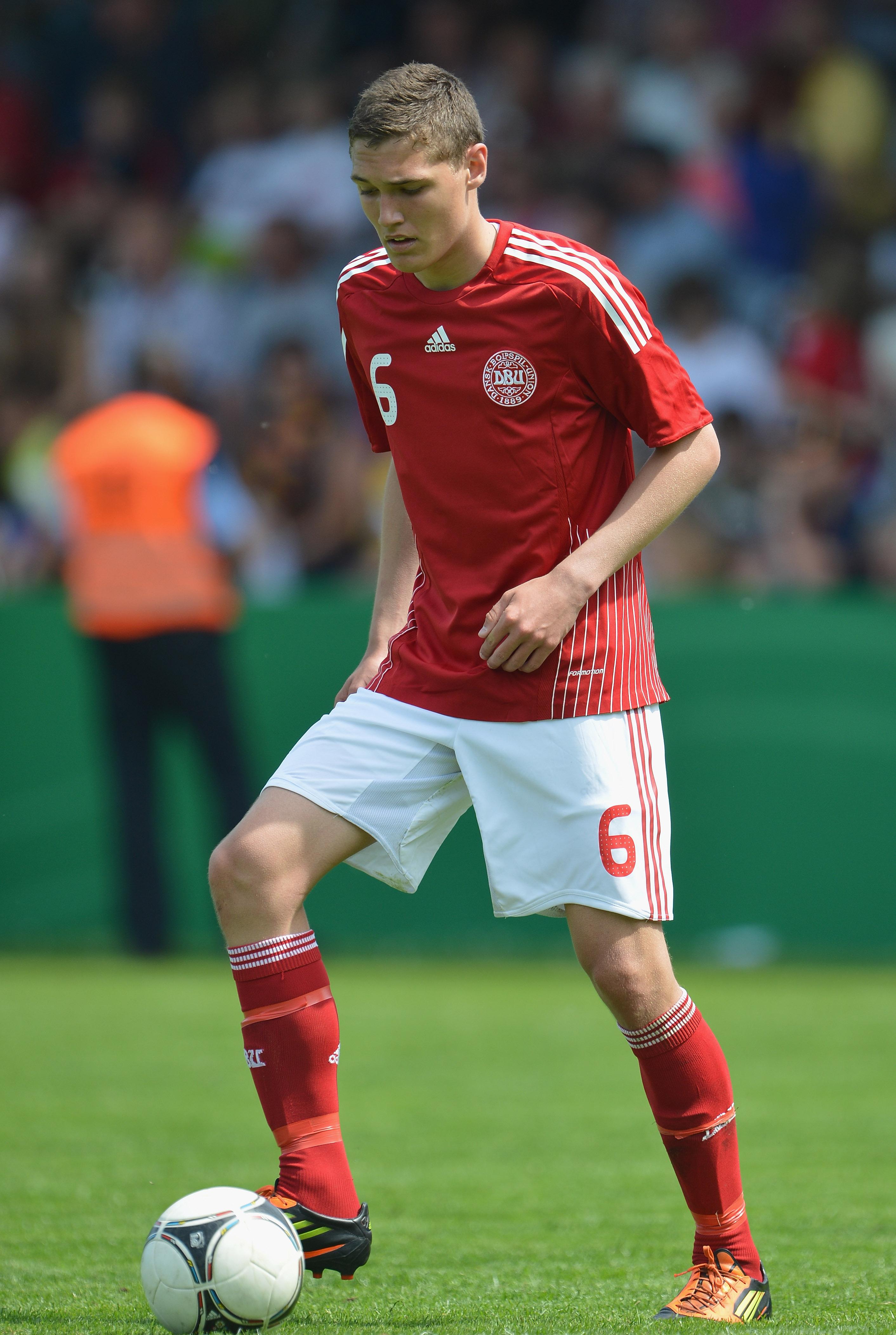 U16 Germany v U16 Denmark - International Friendly