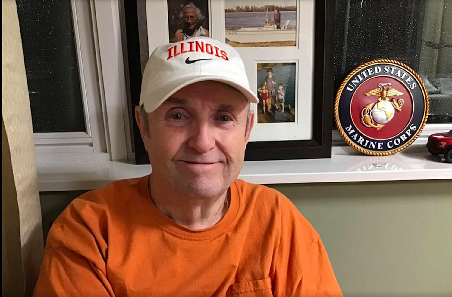 Marine Corps veteran Mike Manning, 73, died of COVID-19 on Nov. 17, 2020, during an outbreak at the federal Department of Veterans Affairs nursing home in Danville that an inspector general's report says didn't followed COVID guidelines and made numerous mistakes in dealing with the outbreak.
