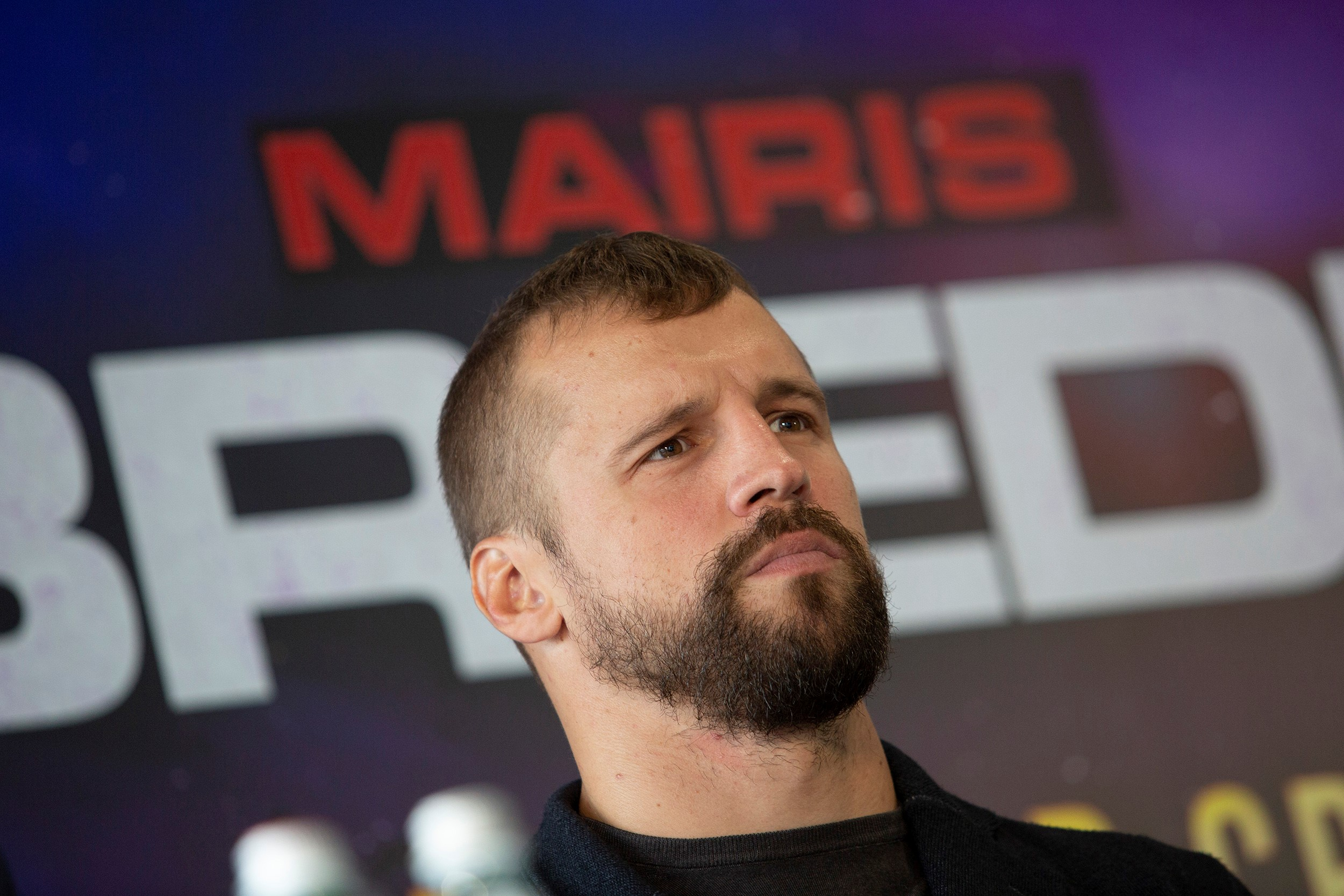 Mairis Briedis has business still at cruiserweight, but is eyeing the big move to heavyweight
