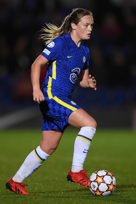 Chelsea FC Women v VfL Wolfsburg: Group A - UEFA Women's Champions League
