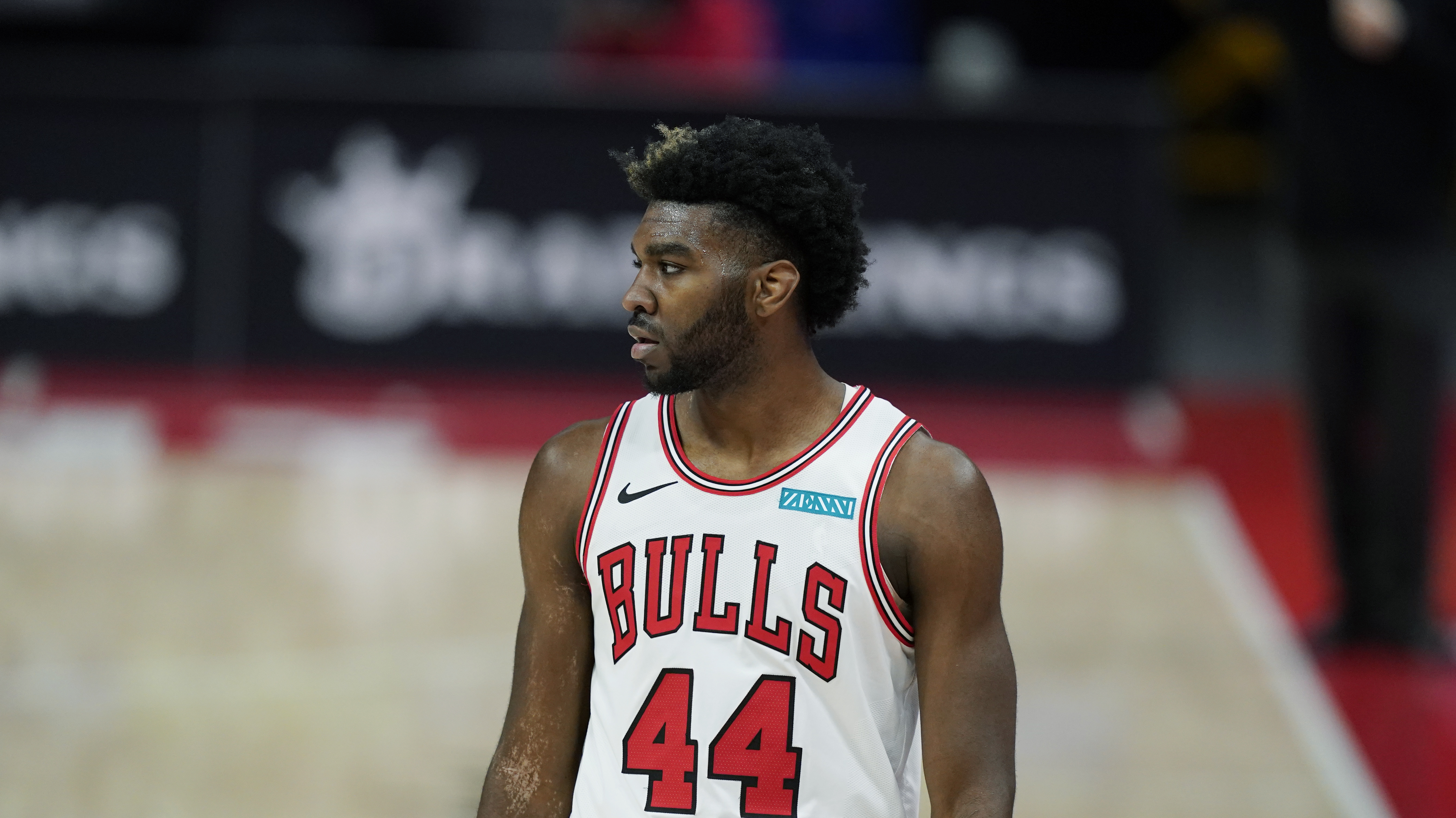 """""""You just gotta know what we've got to do — that's win,'' the Bulls' Patrick Williams said while discussing his attitude on the offensive end. """"So whatever it takes to win I'm good with it."""""""