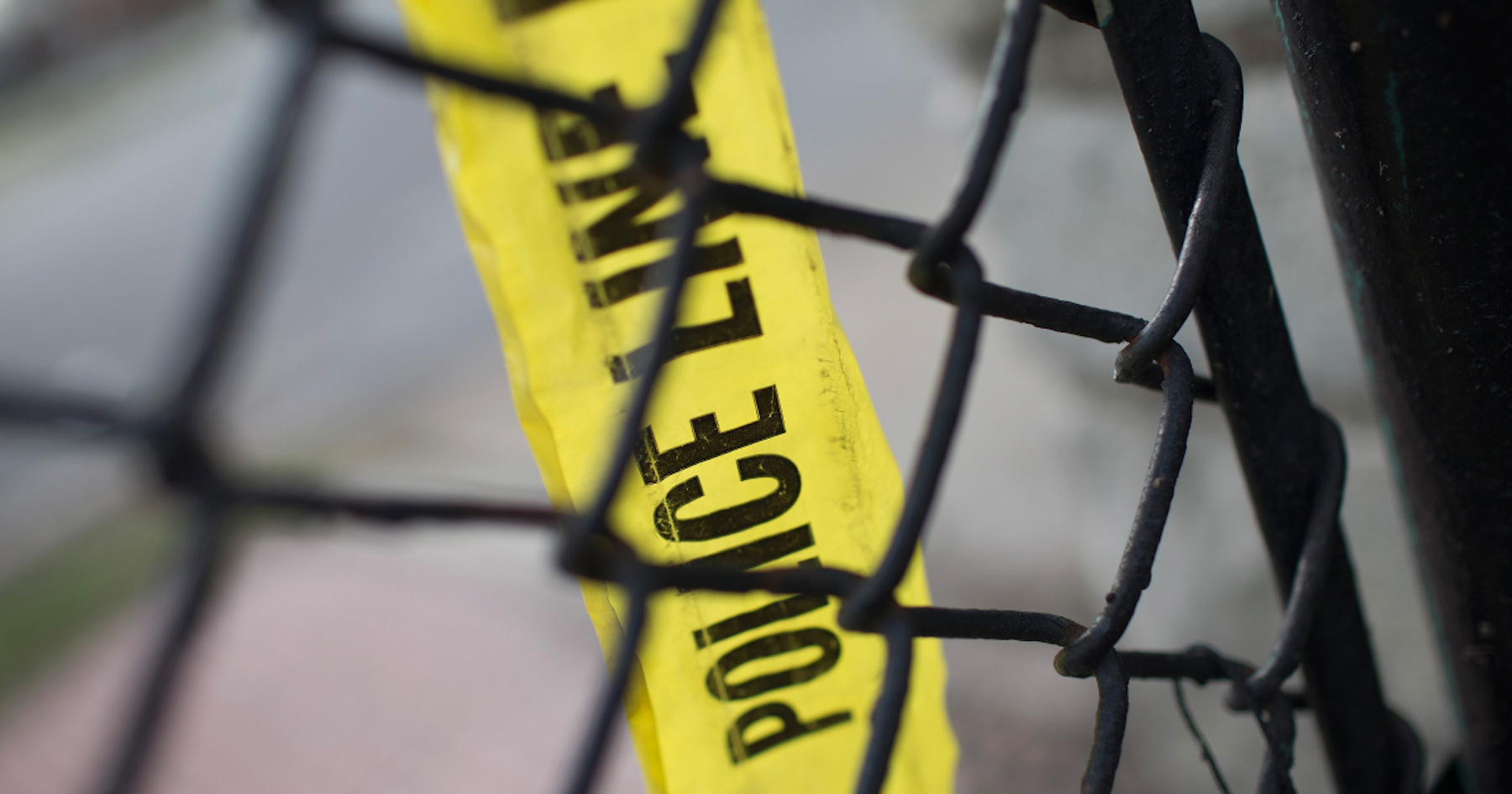 A person opened fire Oct. 13, 2021, outside a South Side elementary school.