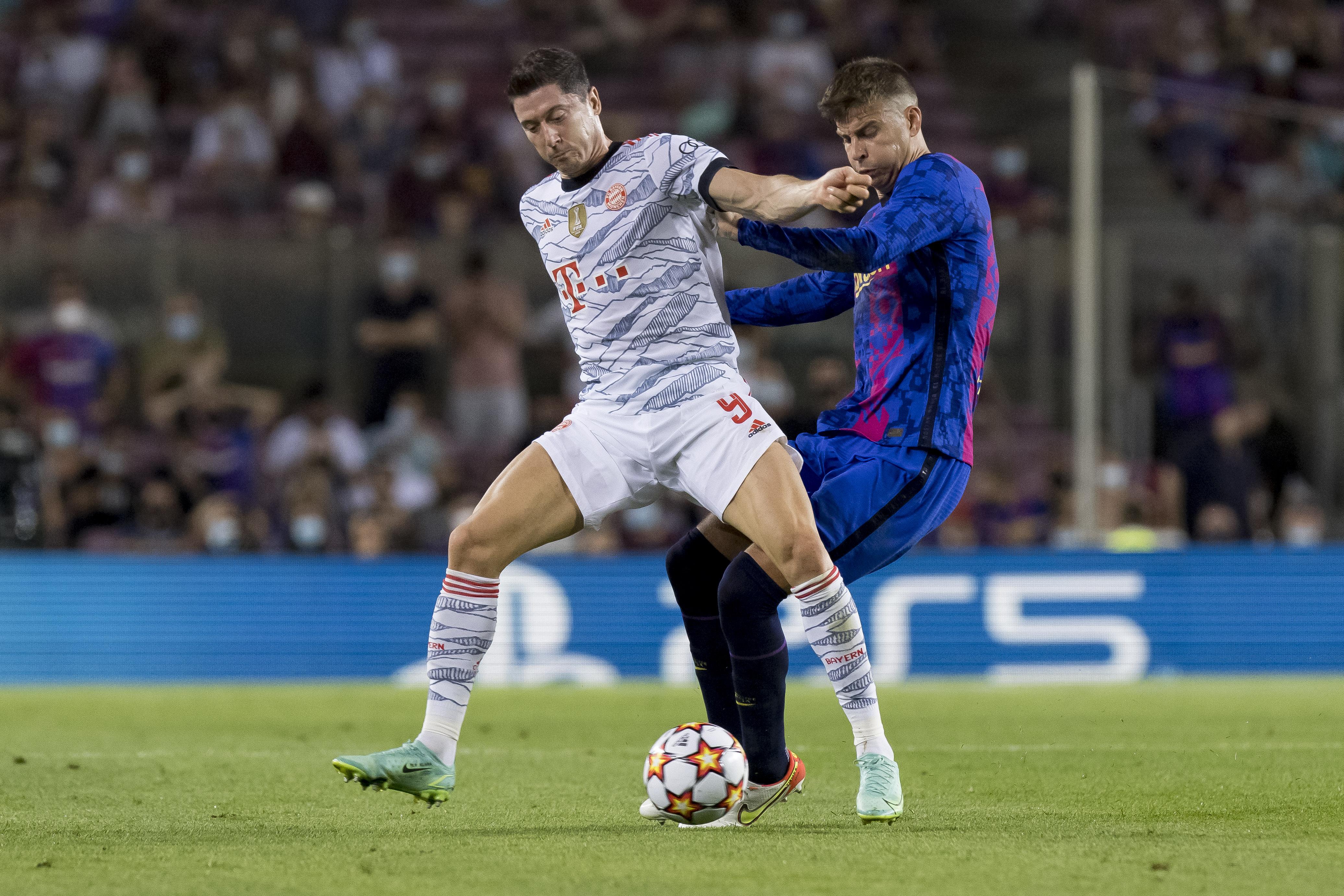FC Barcelona v Bayern Muenchen - Group E - UEFA Champions League