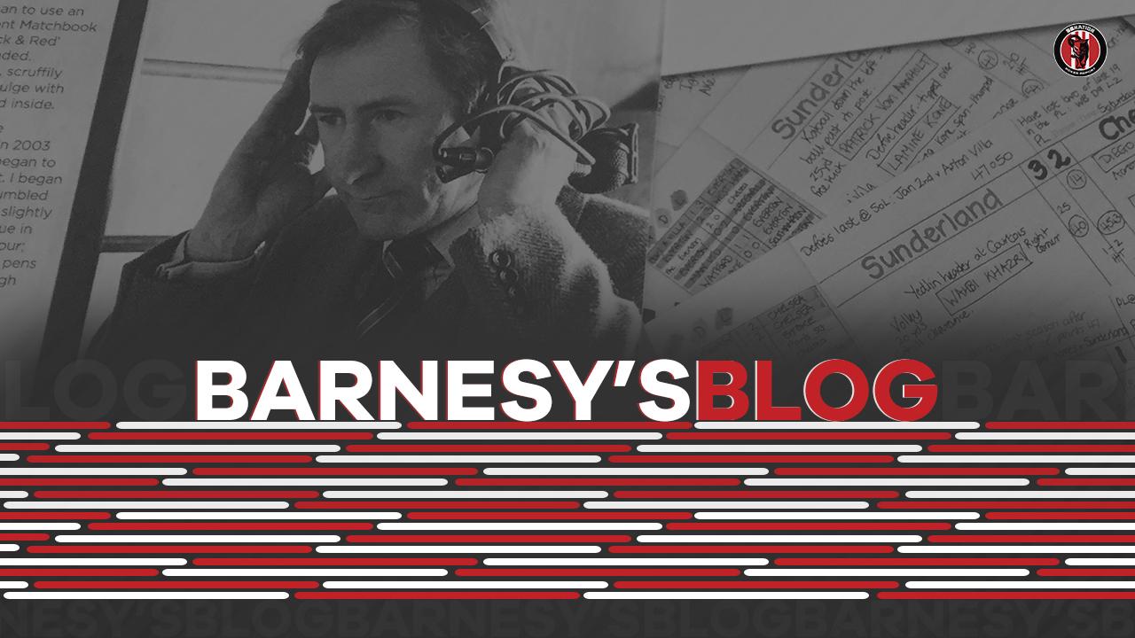 Barnsey's Blog 20/21
