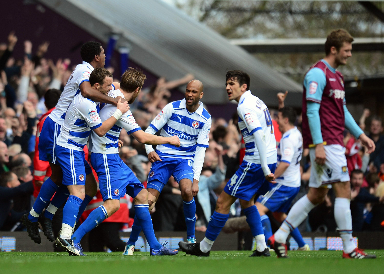 West Ham United v Reading - npower Championship